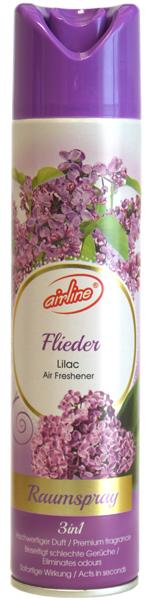 00515 - airline Raumspray 300 ml -Flieder