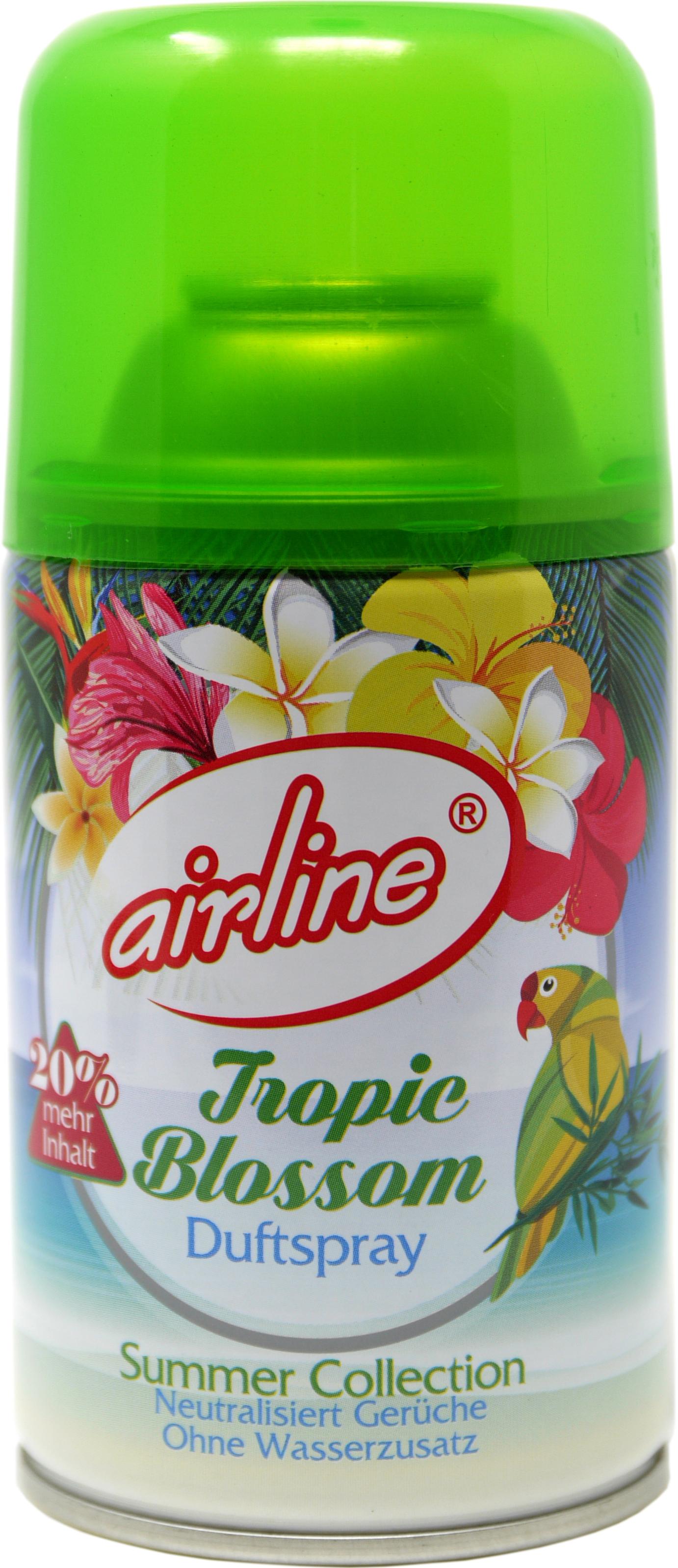 00531 - airline Summer Collection Tropic Blossom Nachfüllkartusche 300 ml
