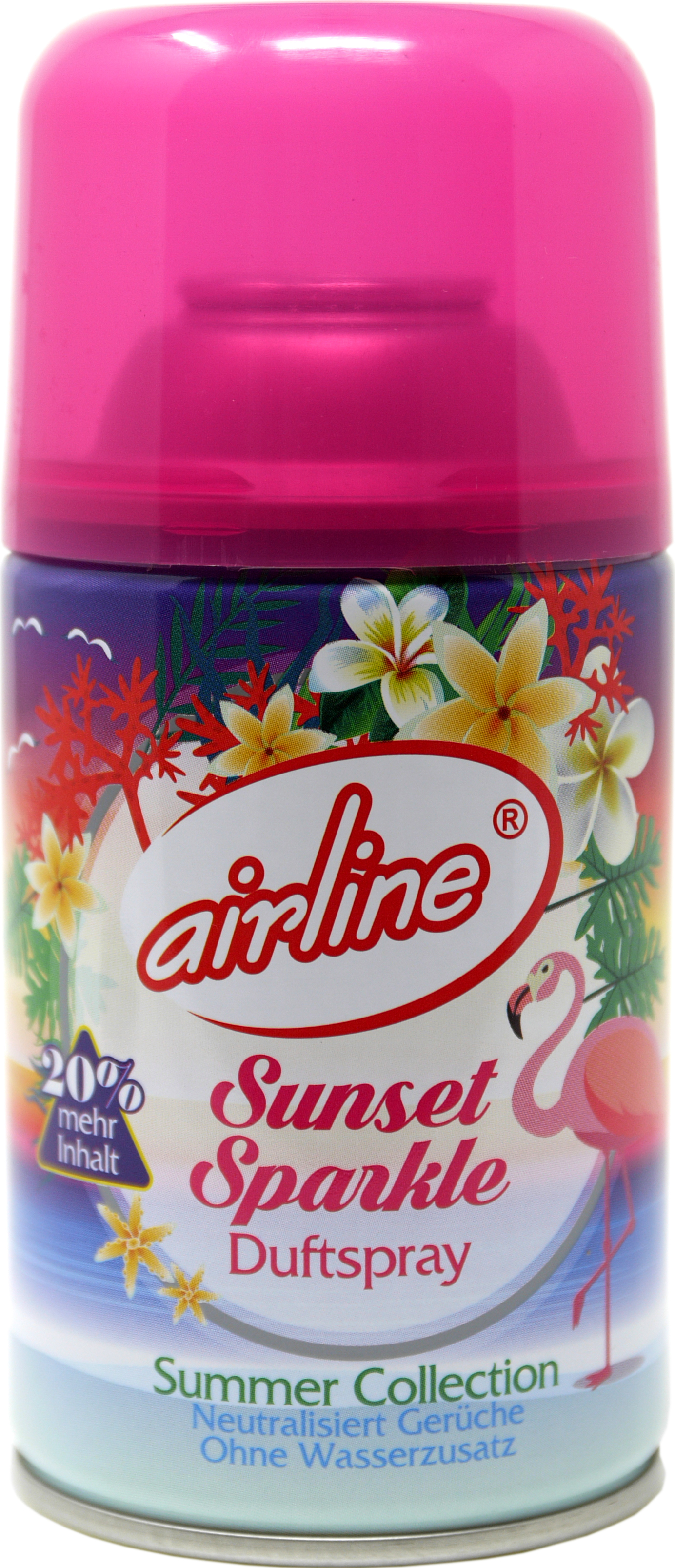 00532 - airline Summer Collection Sunset Sparkle Nachfüllkartusche 300 ml