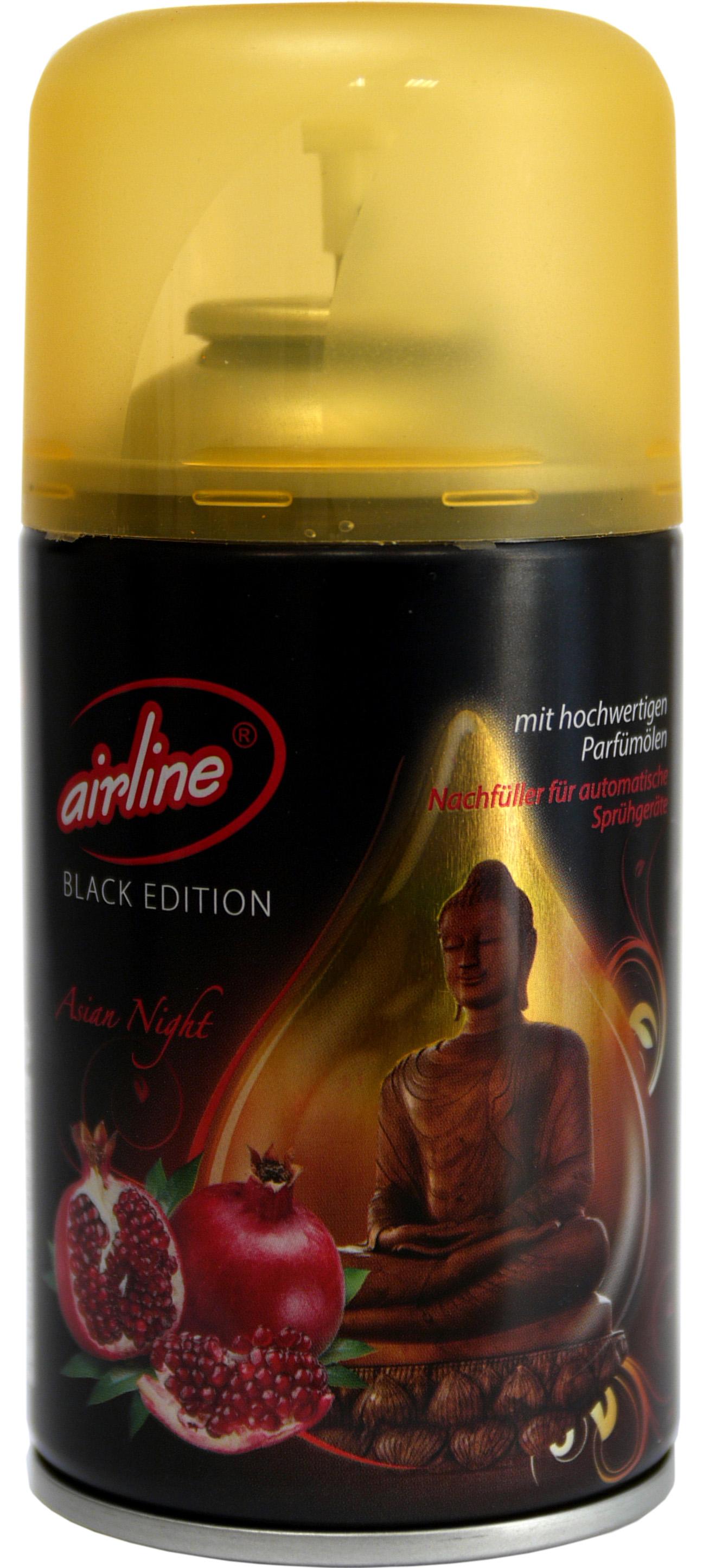 00538 - airline Black Edition Asian Night Nachfüllkartusche 250 ml
