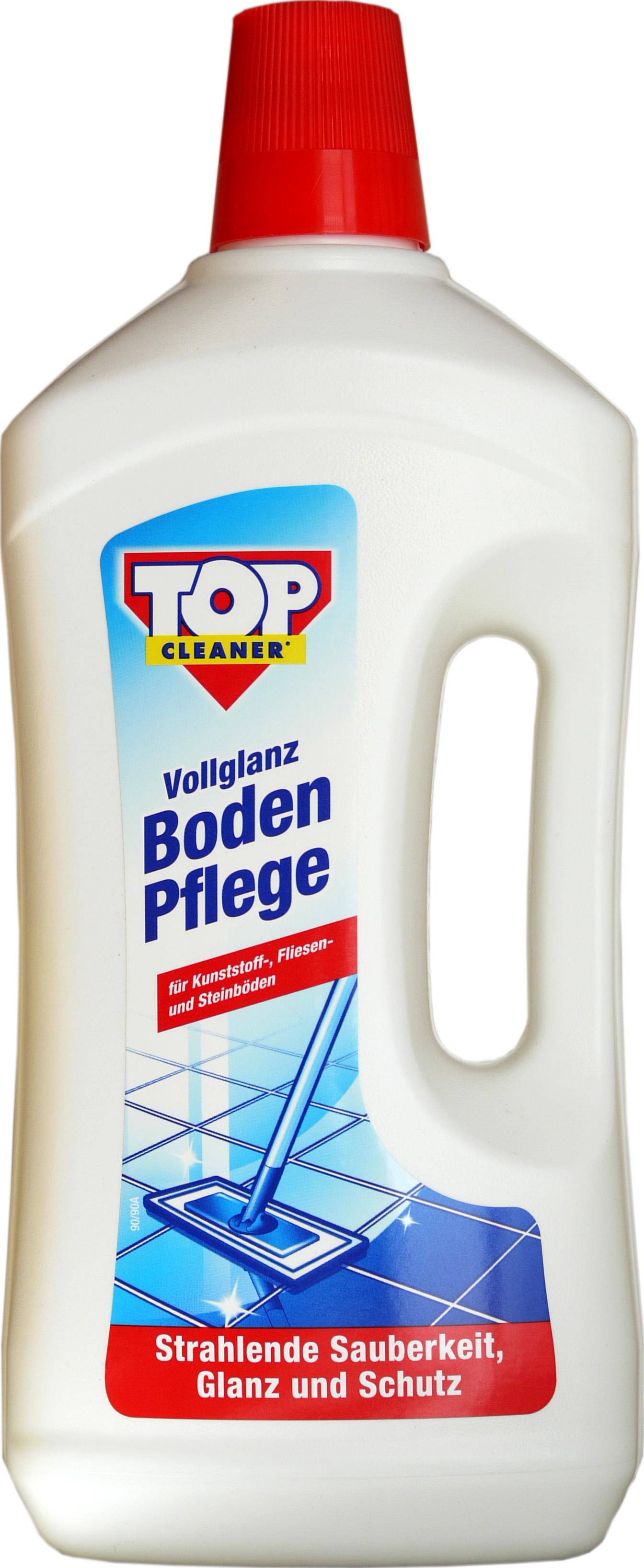 00608 - TopCleaner Vollglanz Bodenpflege 1000 ml