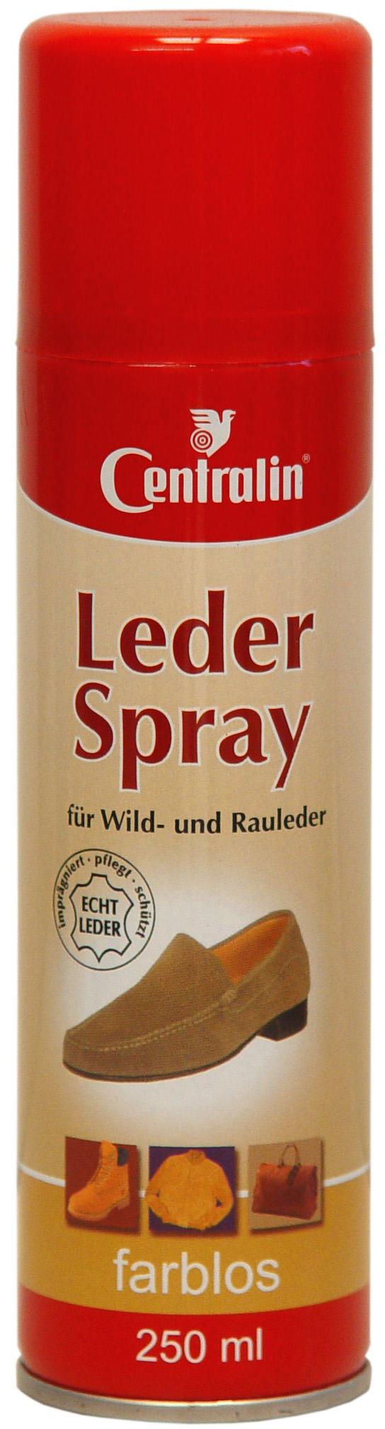 00654 - Centralin Wild-und Rauhleder Spray 250ml- farblos