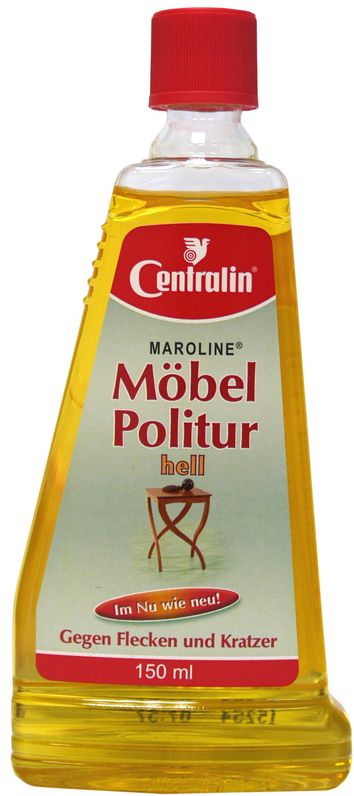 00677 - Maroline Möbelpolitur 150 ml -farblos-