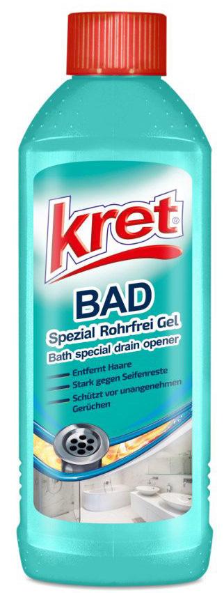 00723 - kret Bad Spezial Rohrfrei Gel 500 ml