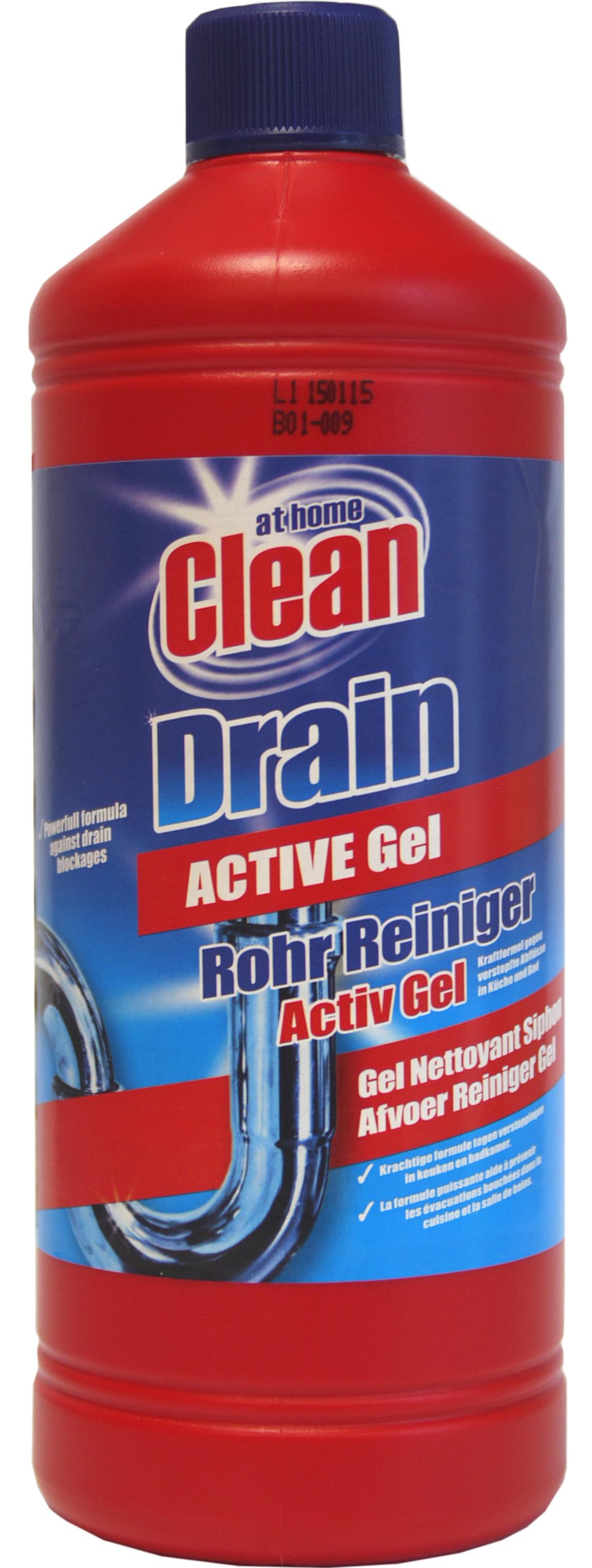 00725 - Clean Rohrfrei flüssig 1000ml
