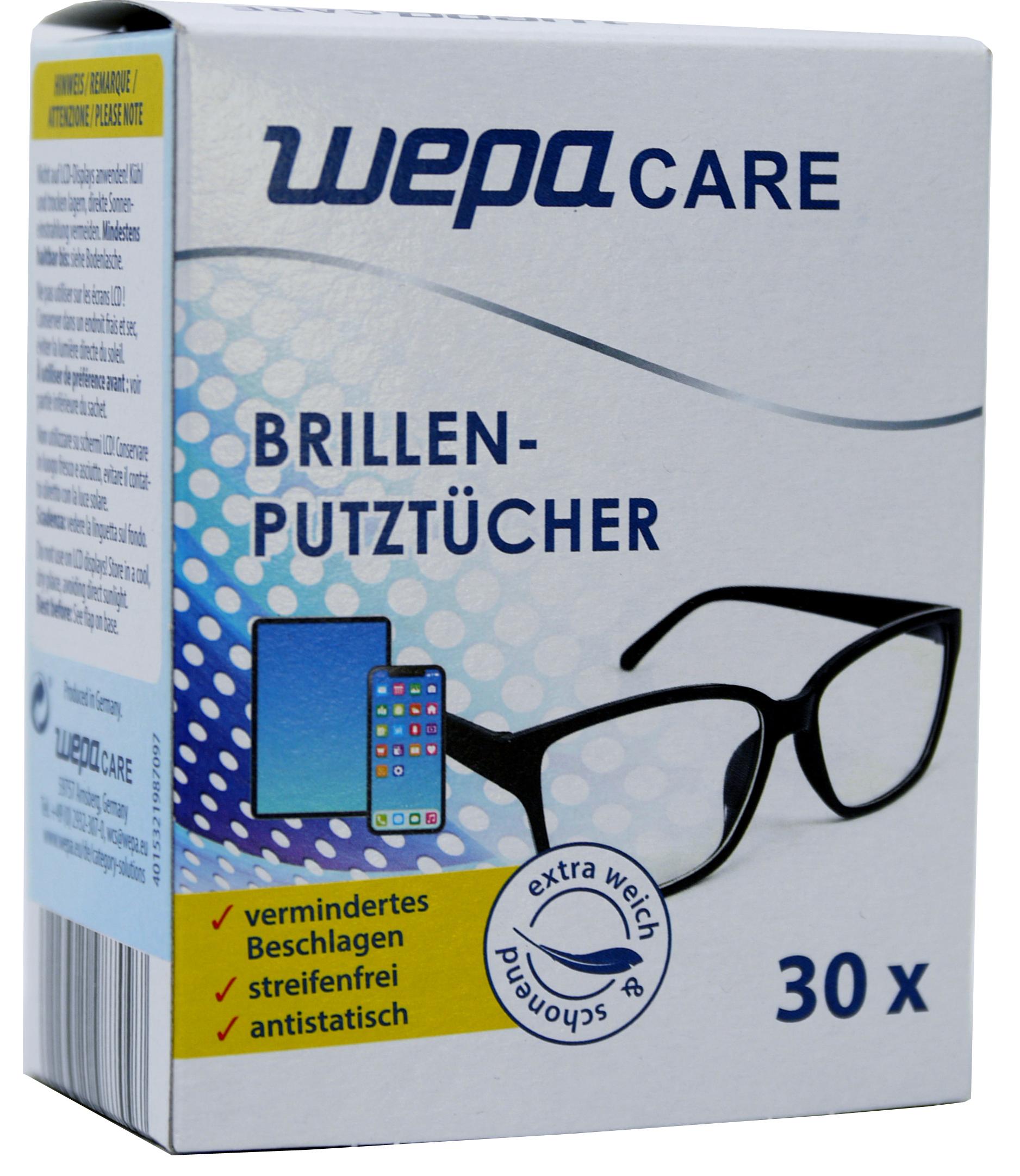 01216 - Brillenputztücher 30er
