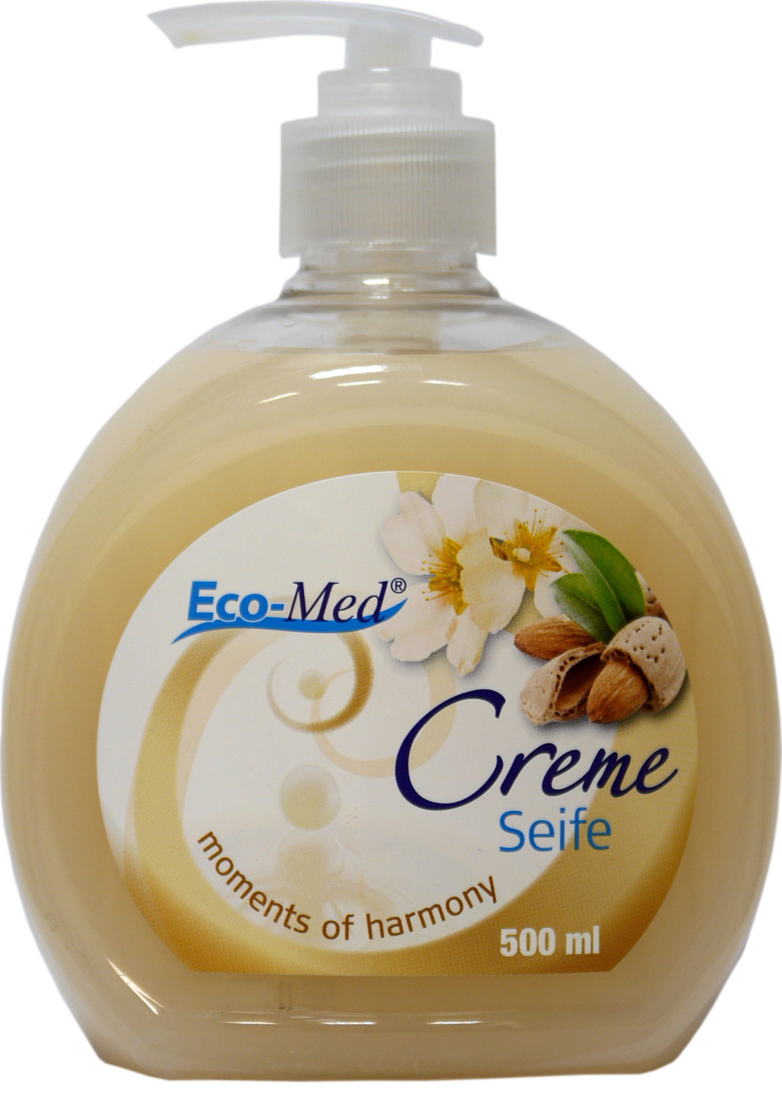 01601 - Eco-Med Cremeseife 500 ml Moments of Harmony