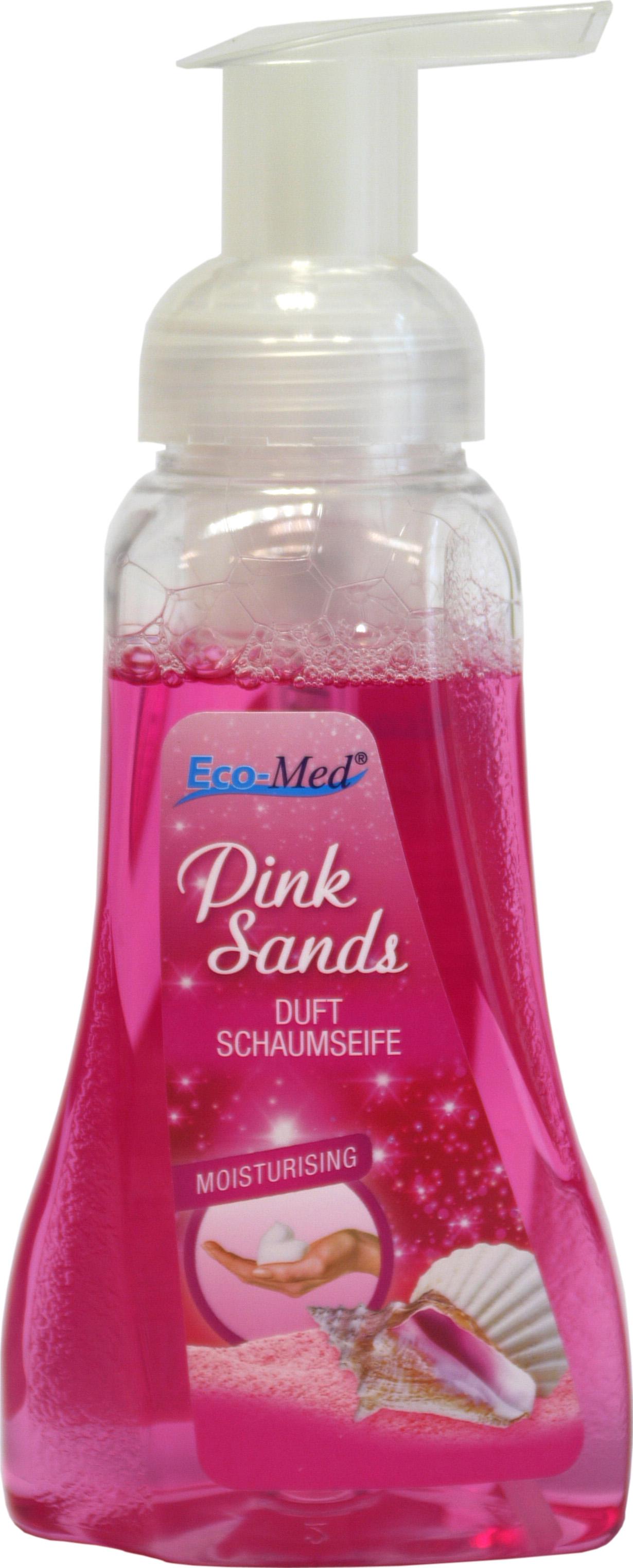 01611 - Eco-Med Schaumseife 300 ml, Pink Sands