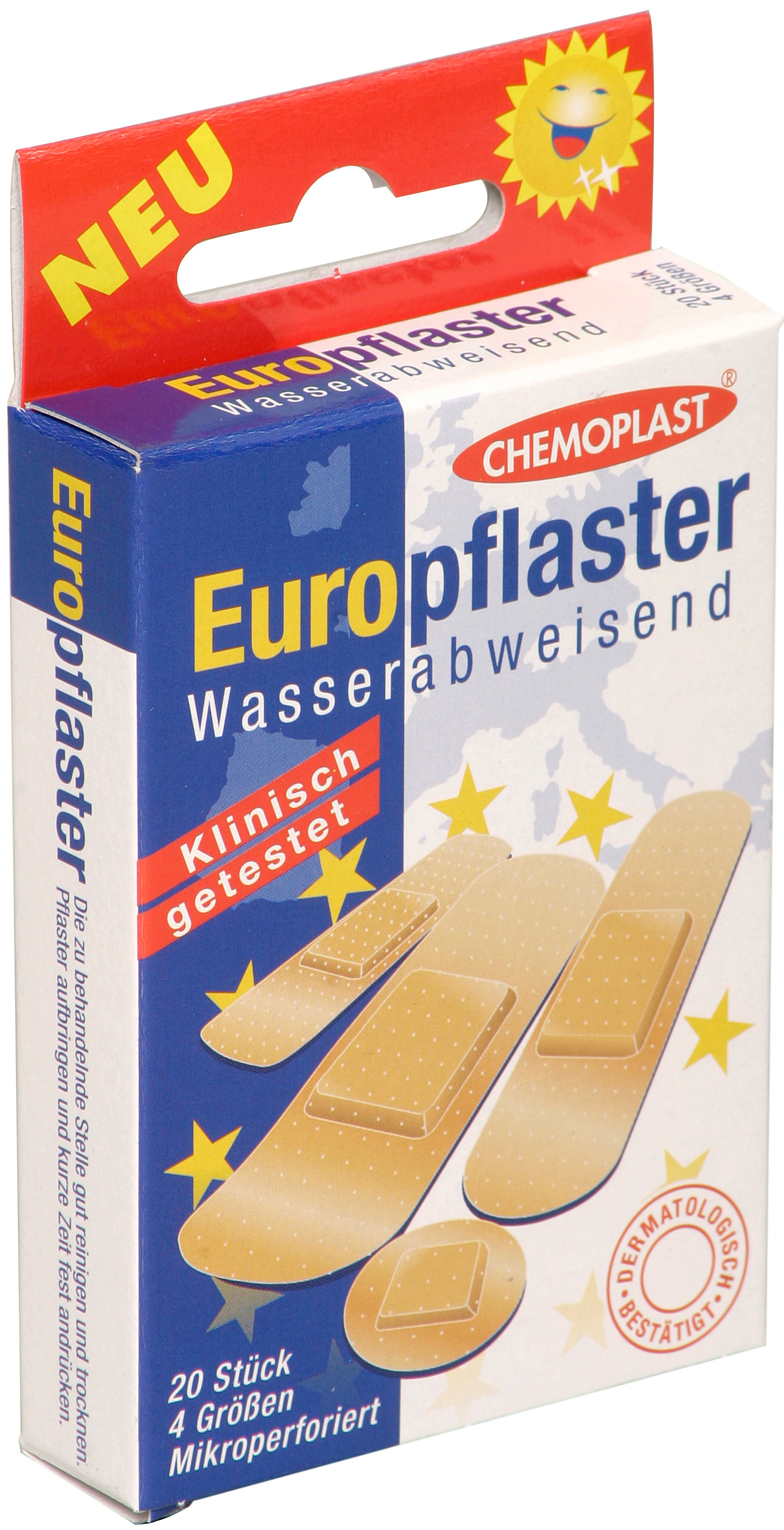 01795 - Pflasterstrips classic 20er