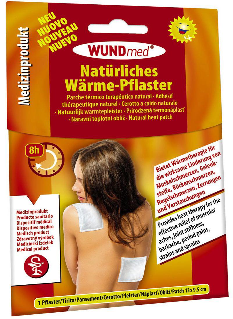01816 - Wärmepflaster 13 x 9,5 cm, 1er