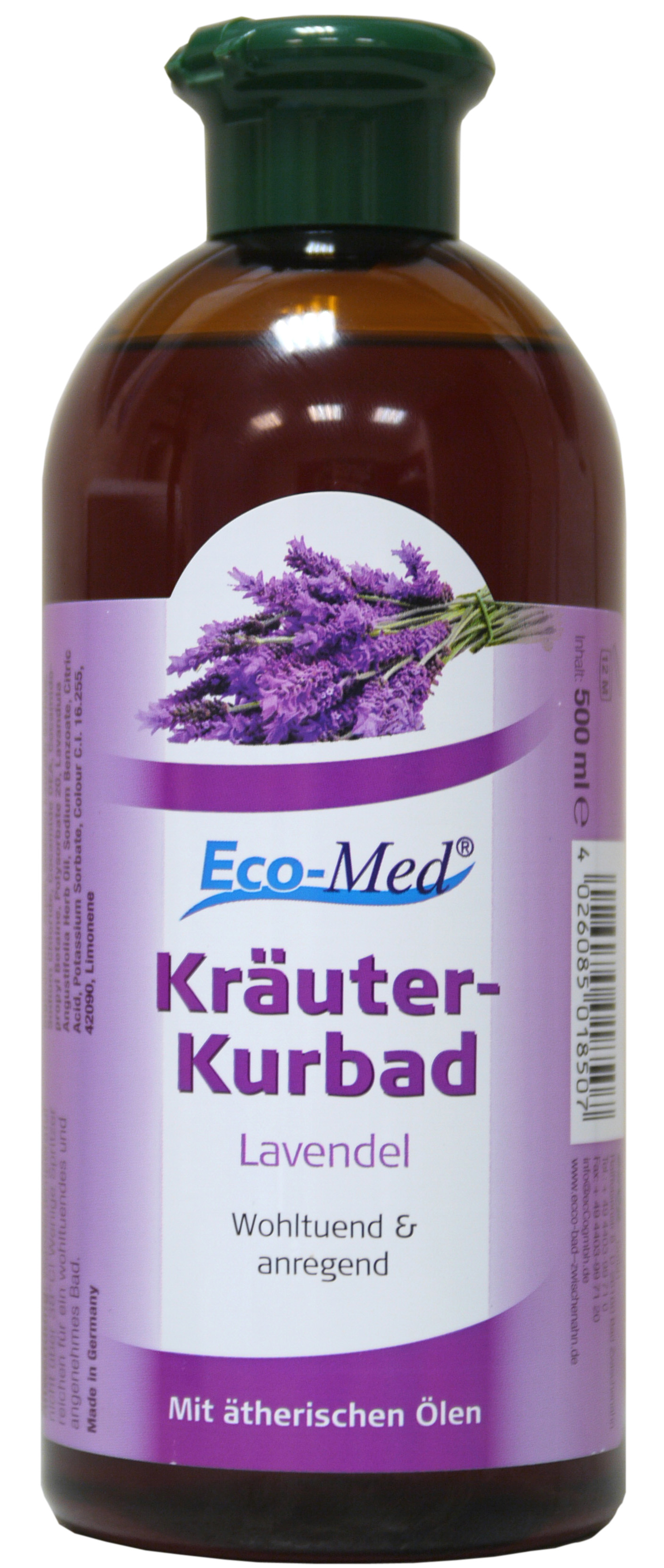 01850 - herbal essences bath lavender 500 ml