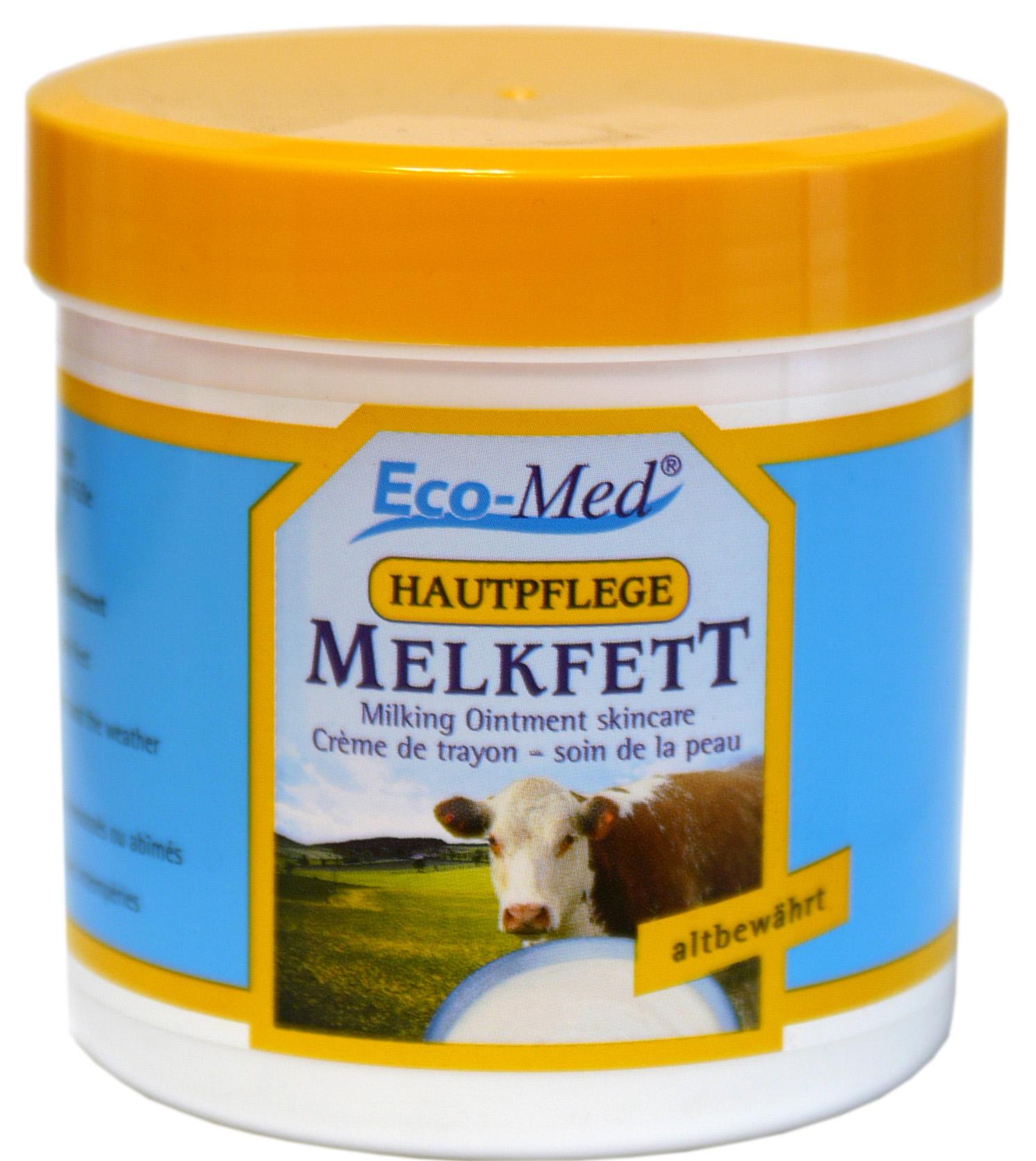 01857 - Eco-Med Melkfett 250 ml