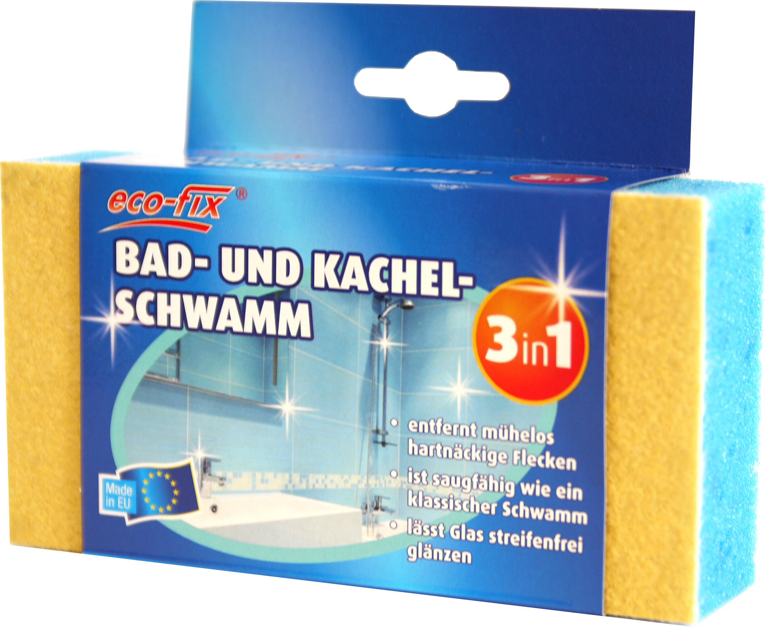 01912 - eco-fix Bad- und Kachelschwamm