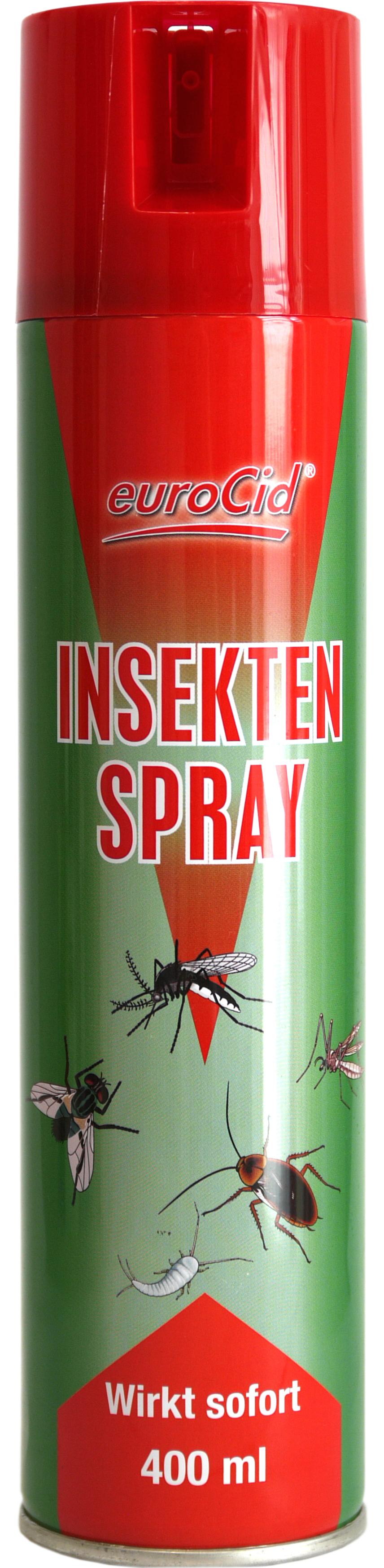 02000 - euroCid Insektenspray 400ml BIOZID