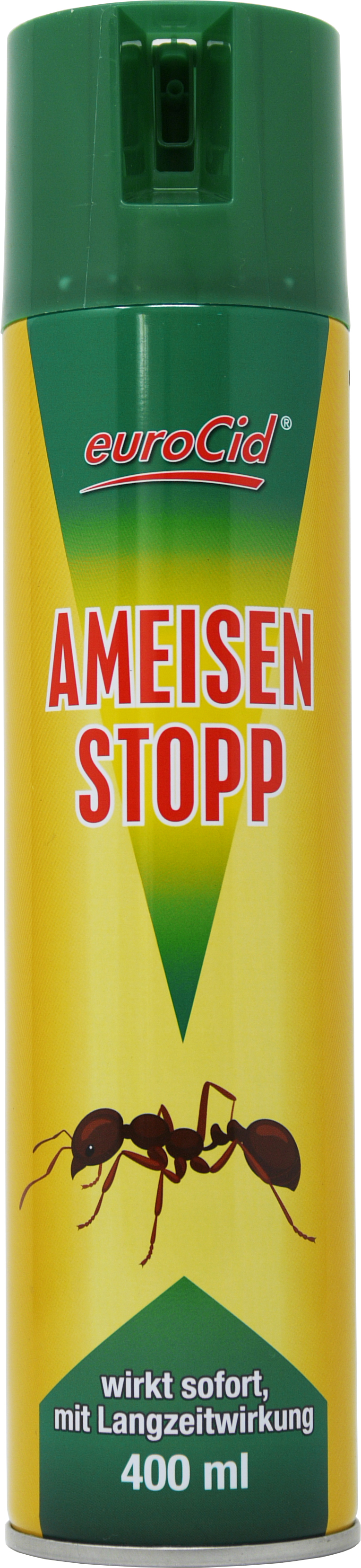 02191 - euroCid Ameisen Stopp Spray 400 ml BIOZID