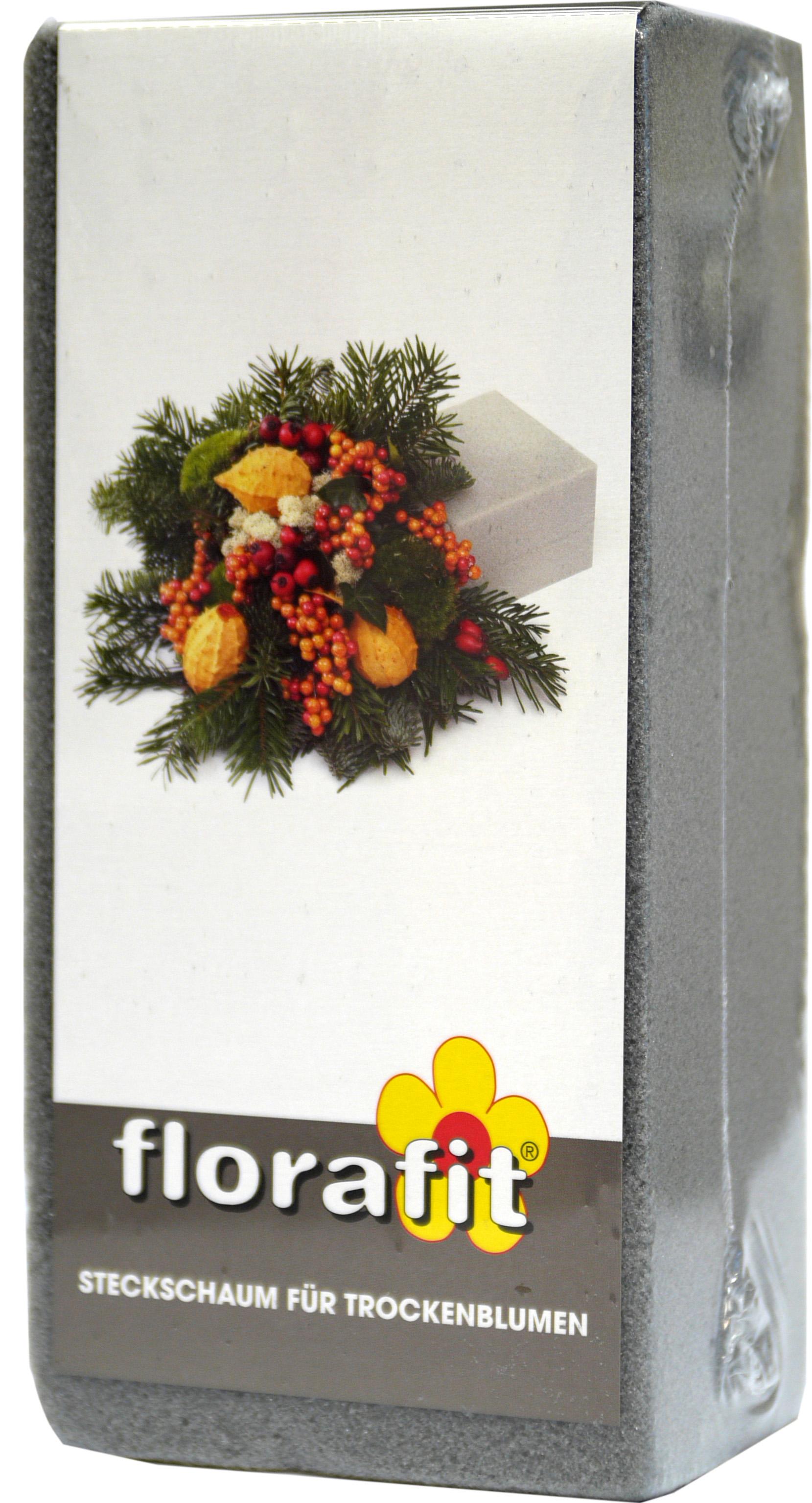 02276 - florafit Steckschaum für Trockenblumen