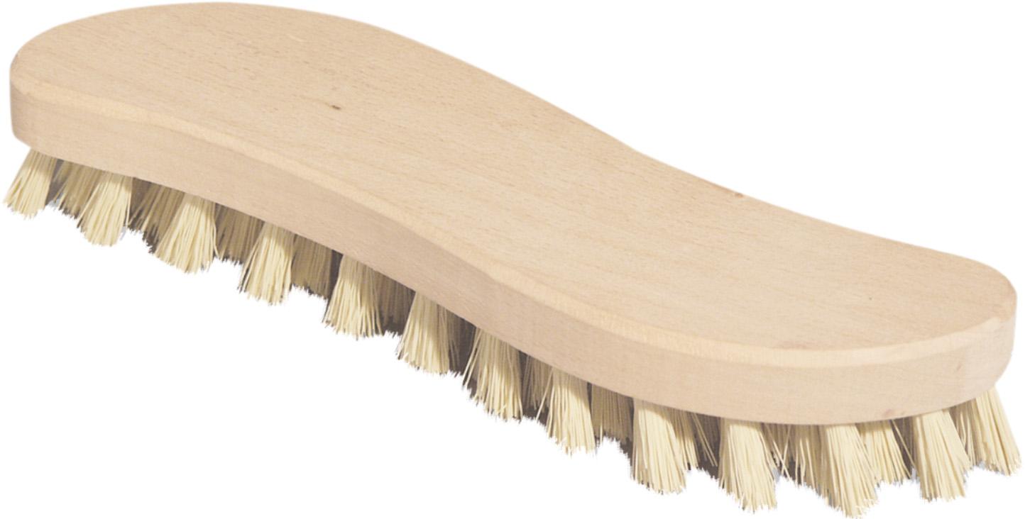 02305 - Handschrubber , Holz, 5x20cm, ergonomisch geformt