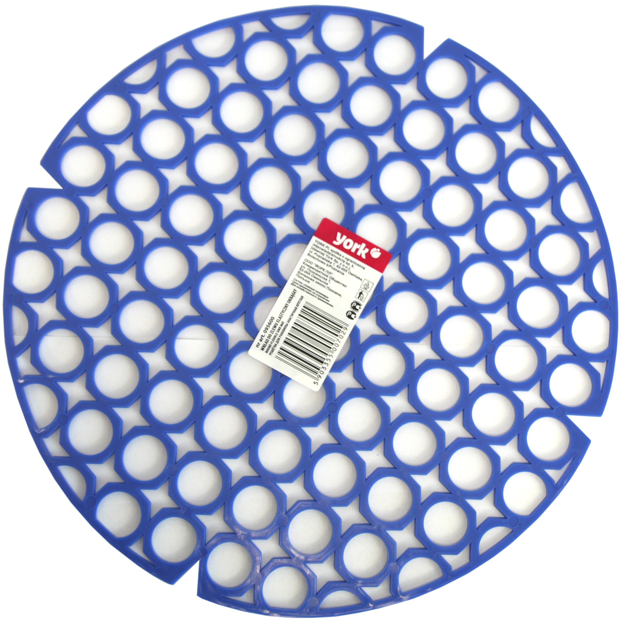 02315 - Spülbeckeneinlage rund, flexibel