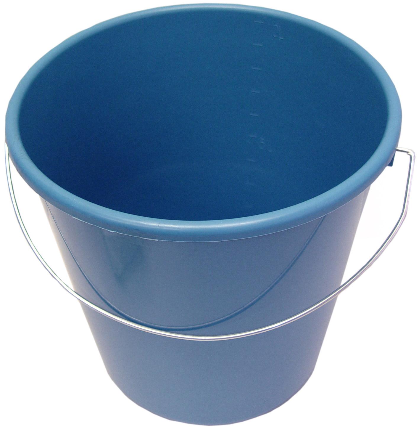 02348 - Haushaltseimer  5 Liter, bunt sortiert