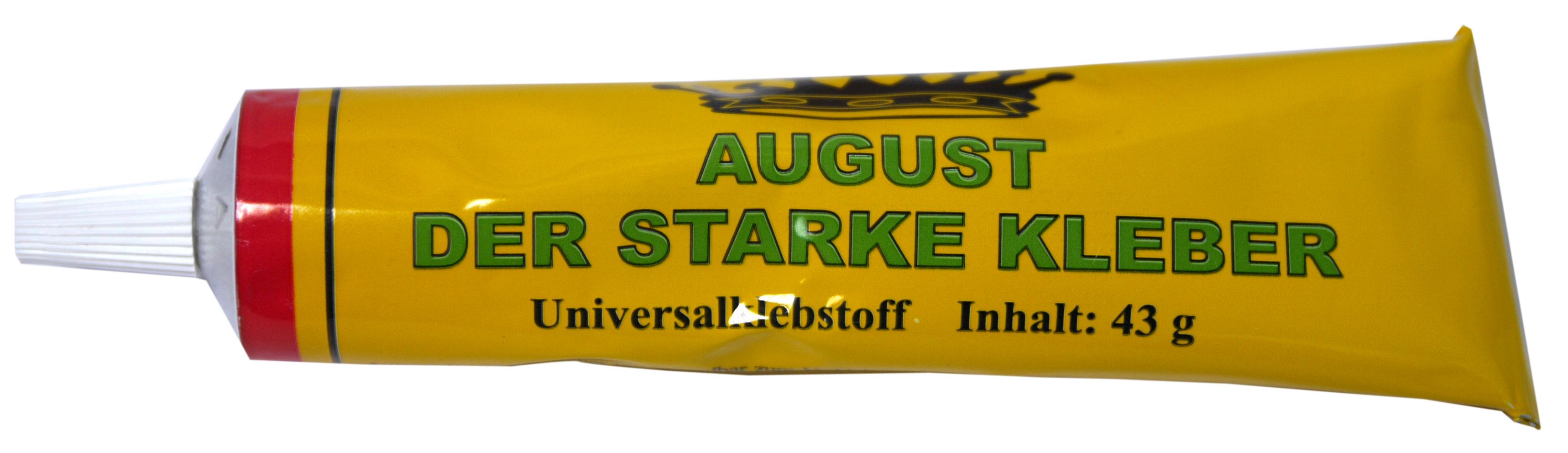 53529 - August der Starke Kleber Universalklebstoff 43 g