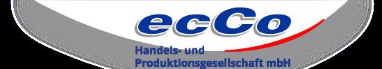 ecCo Handels- und Produktionsgesellschaft mbH Logo