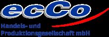 ecCo Handels- und Produktionsgesellschaft mbH Logo für Mobilgeräte