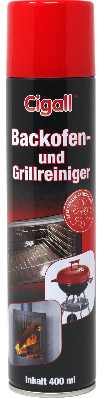 00400 - Cigall  Backofen- und Grillreiniger Spray 400 ml