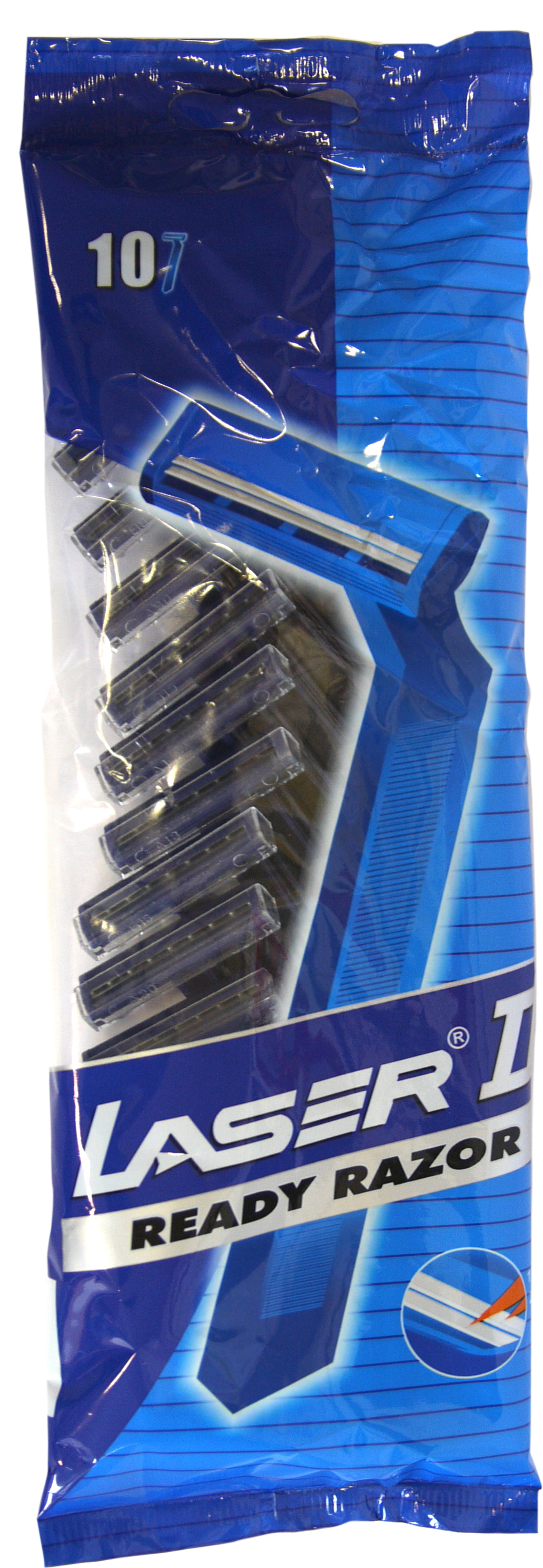 00442 - disposable razors double blade - set of 10