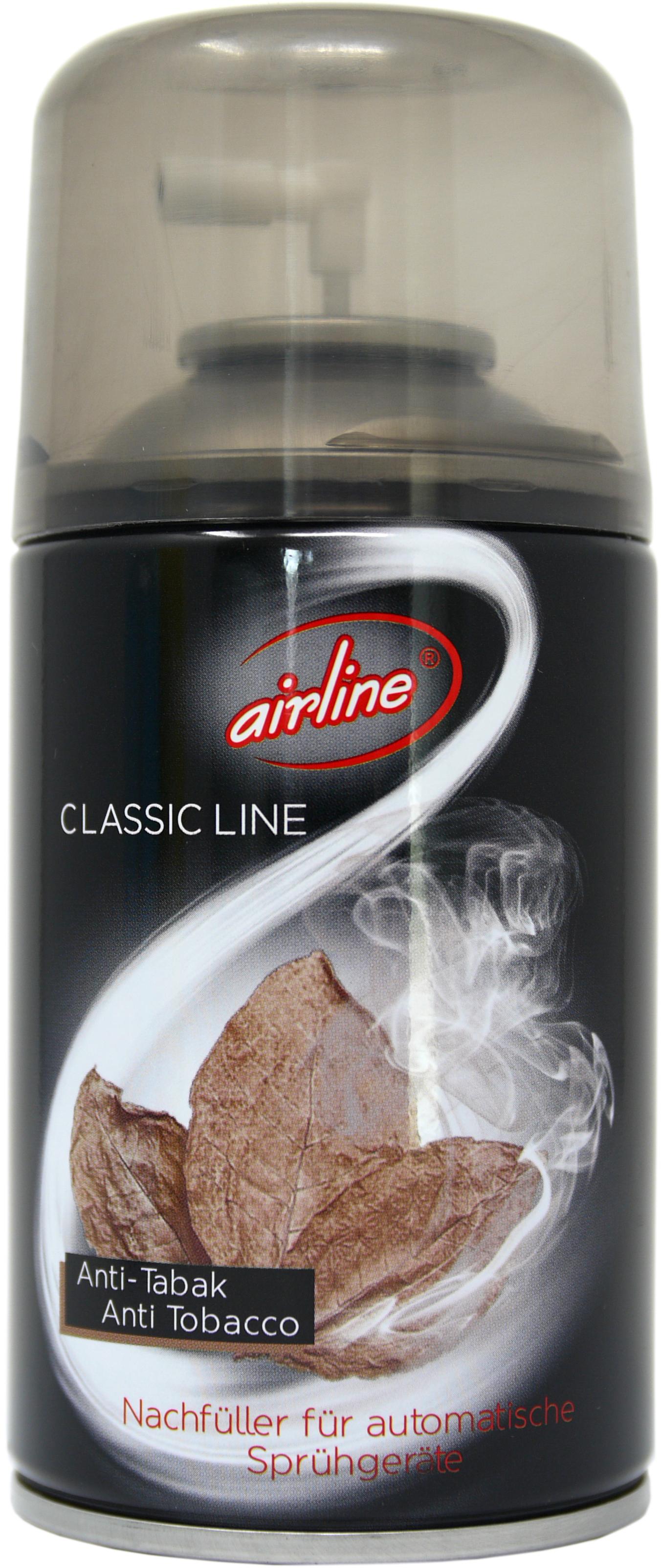 00501 - airline Classic Line Anti Tabacco Nachfüllkartusche 250 ml
