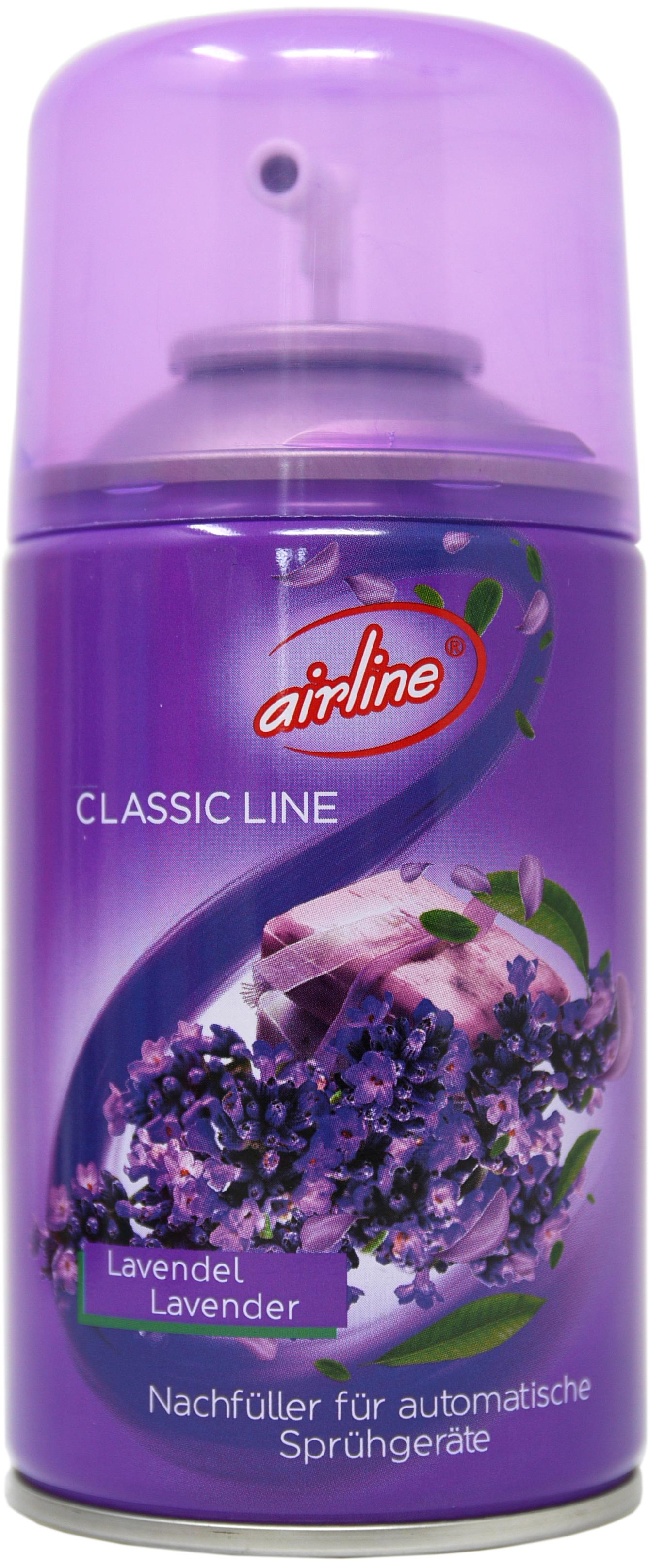 00504 - airline Classic Line Lavendel Nachfüllkartusche 250 ml