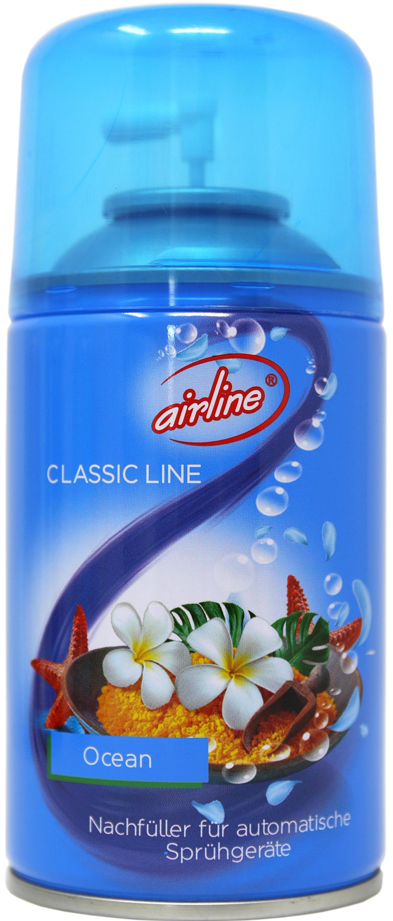 00506 - airline Classic Line Ocean Nachfüllkartusche 250 ml
