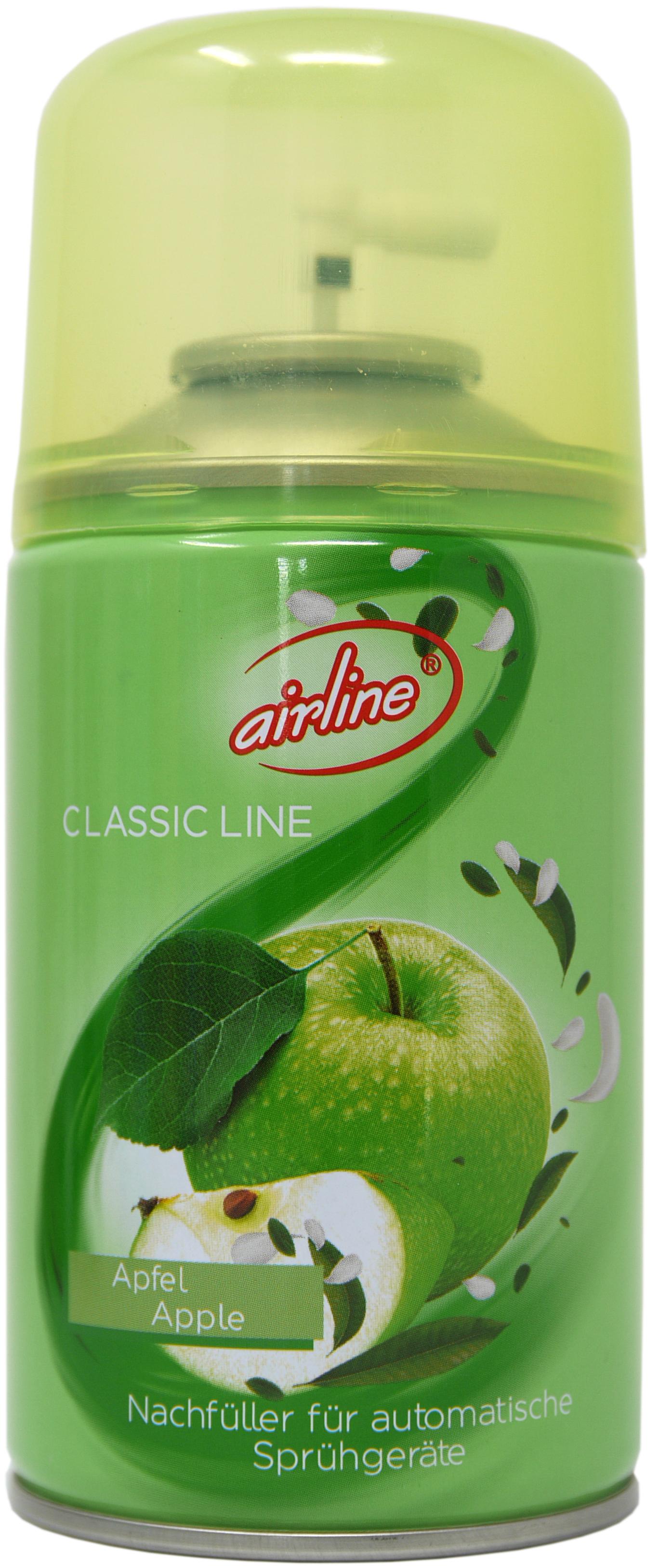 00507 - airline Classic Line Apfel Nachfüllkartusche 250 ml