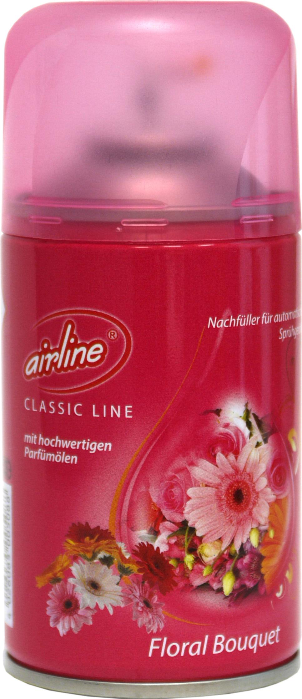 00508 - airline Classic Line Floral Bouquet Nachfüllkartusche 250 ml