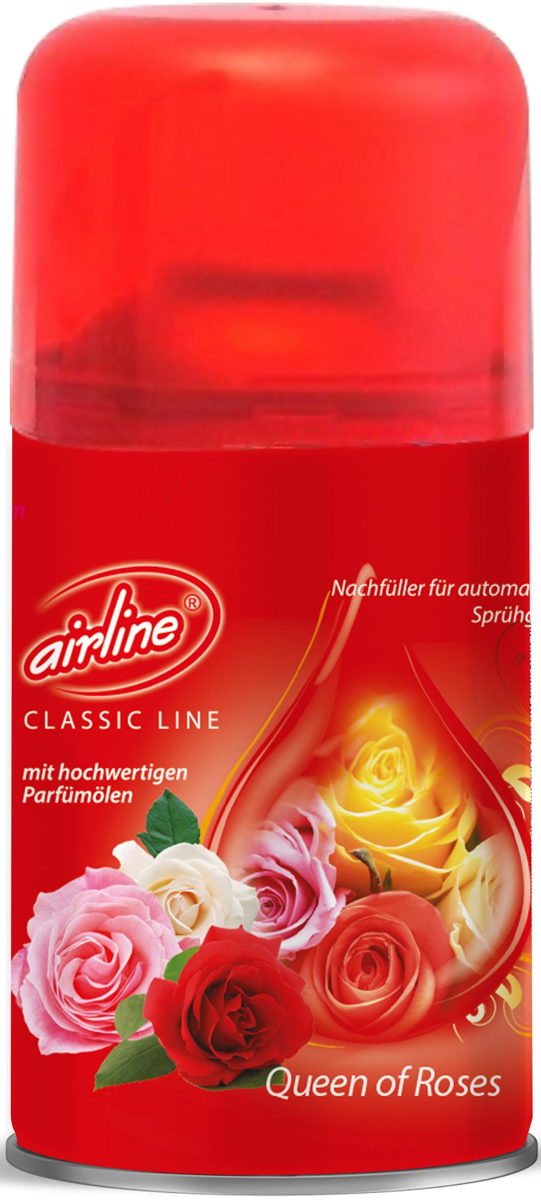 00509 - airline Classic Line Queen of Roses Nachfüllkartusche 250 ml
