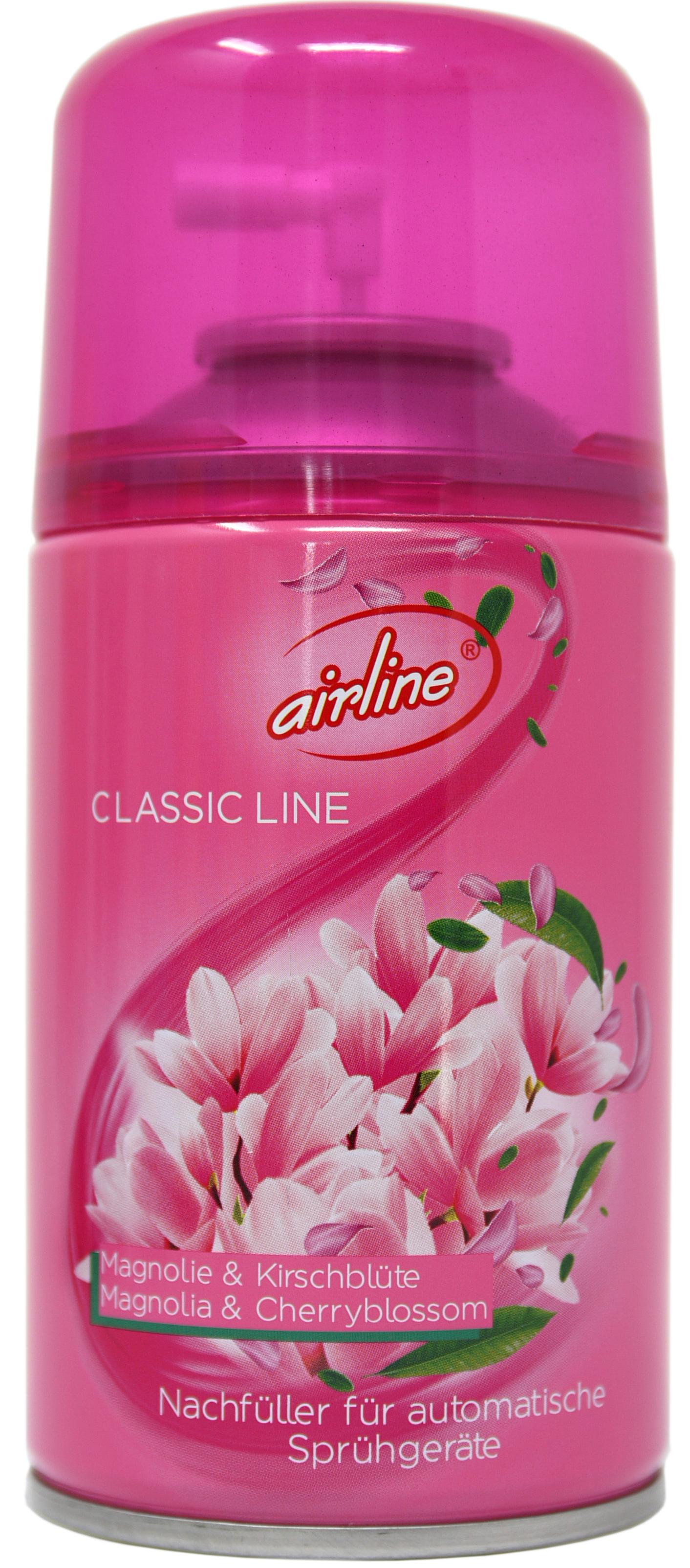 00518 - Spa Collection magnolia & cherry refill 250 ml