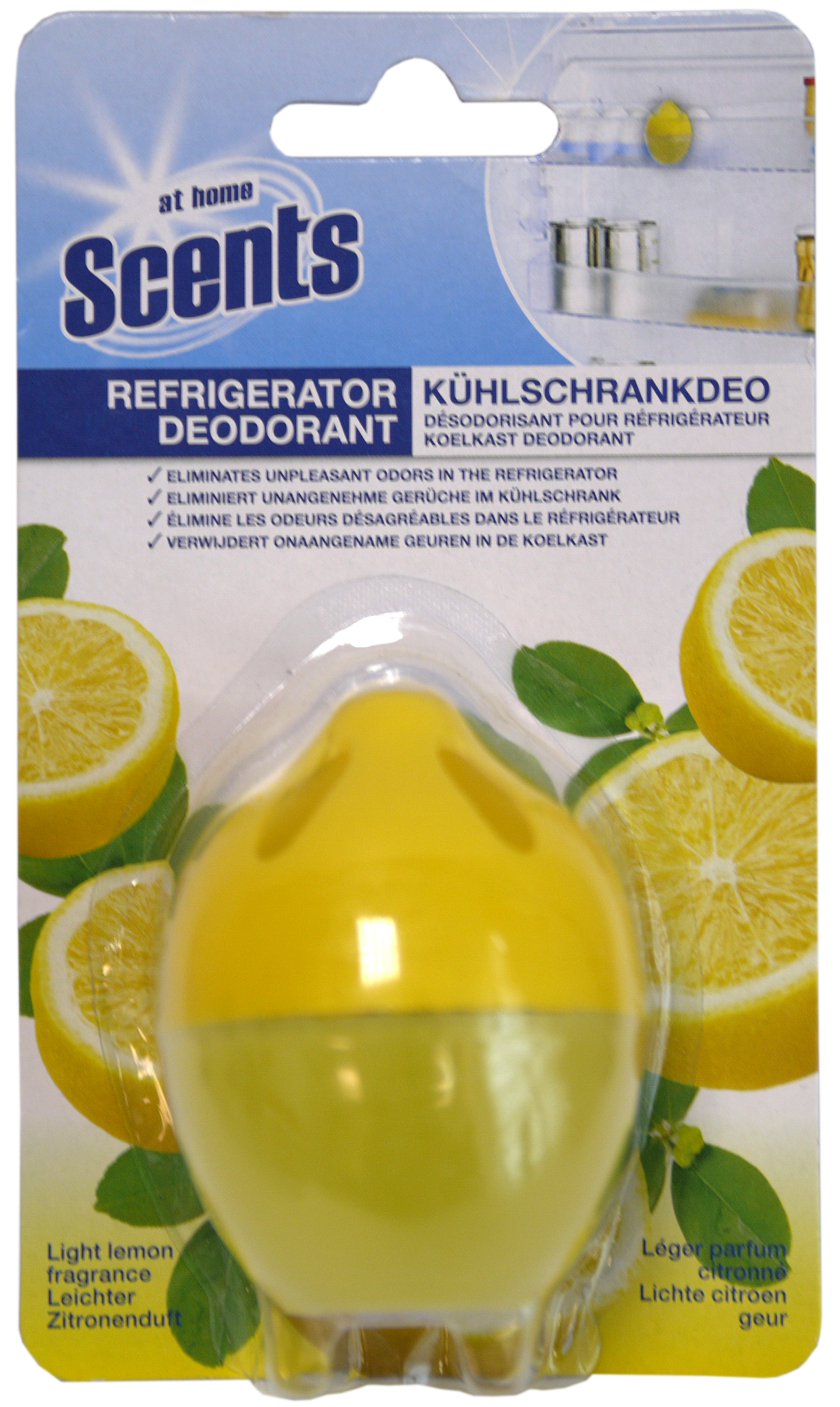 00527 - Refrigerator deodorant 30 g - light lemon