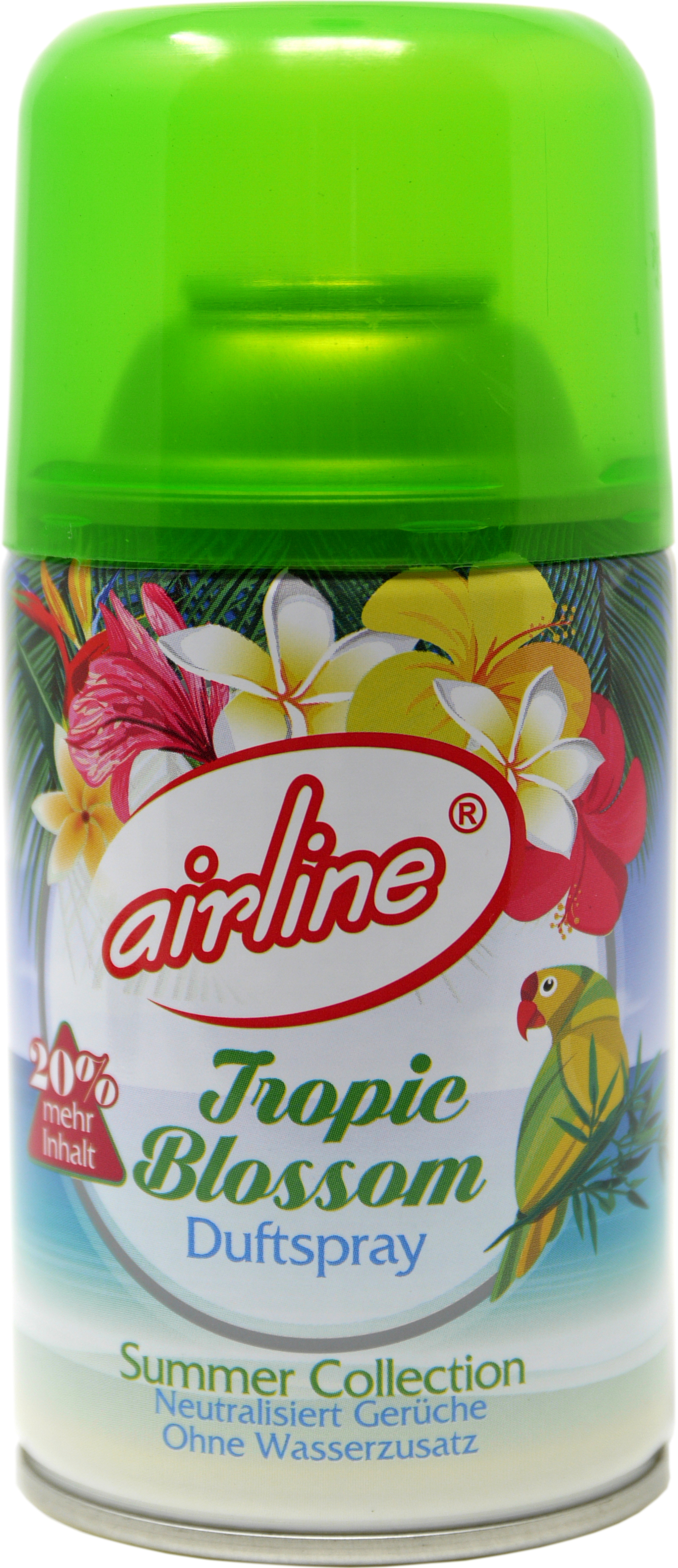 00531 - airline Summer Collection Tropic Blossom Nachfüllkartusche 300 ml