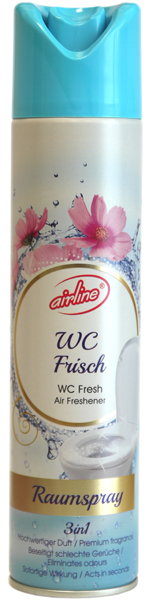 00533 - airline WC Raumspray 300 ml