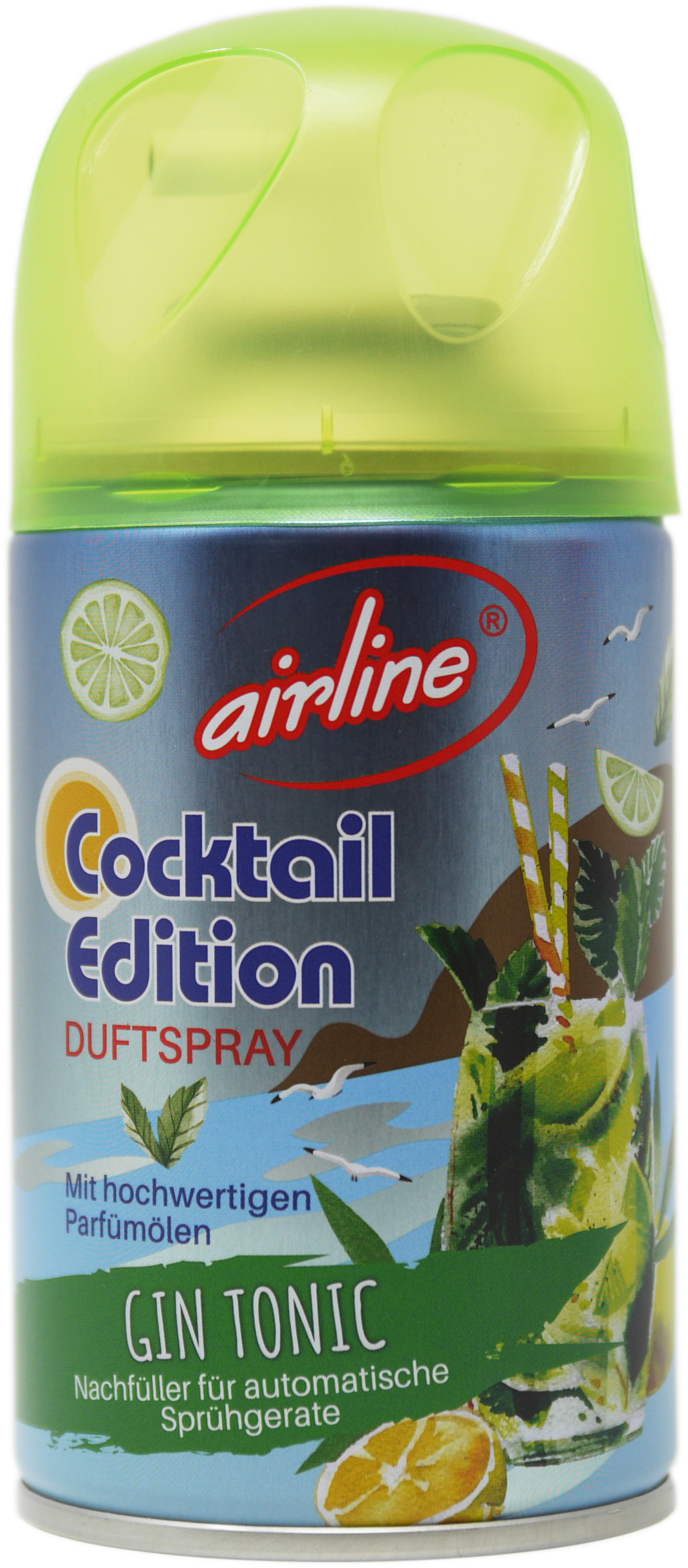 00562 - airline Cocktail Edition Gin Tonic Nachf