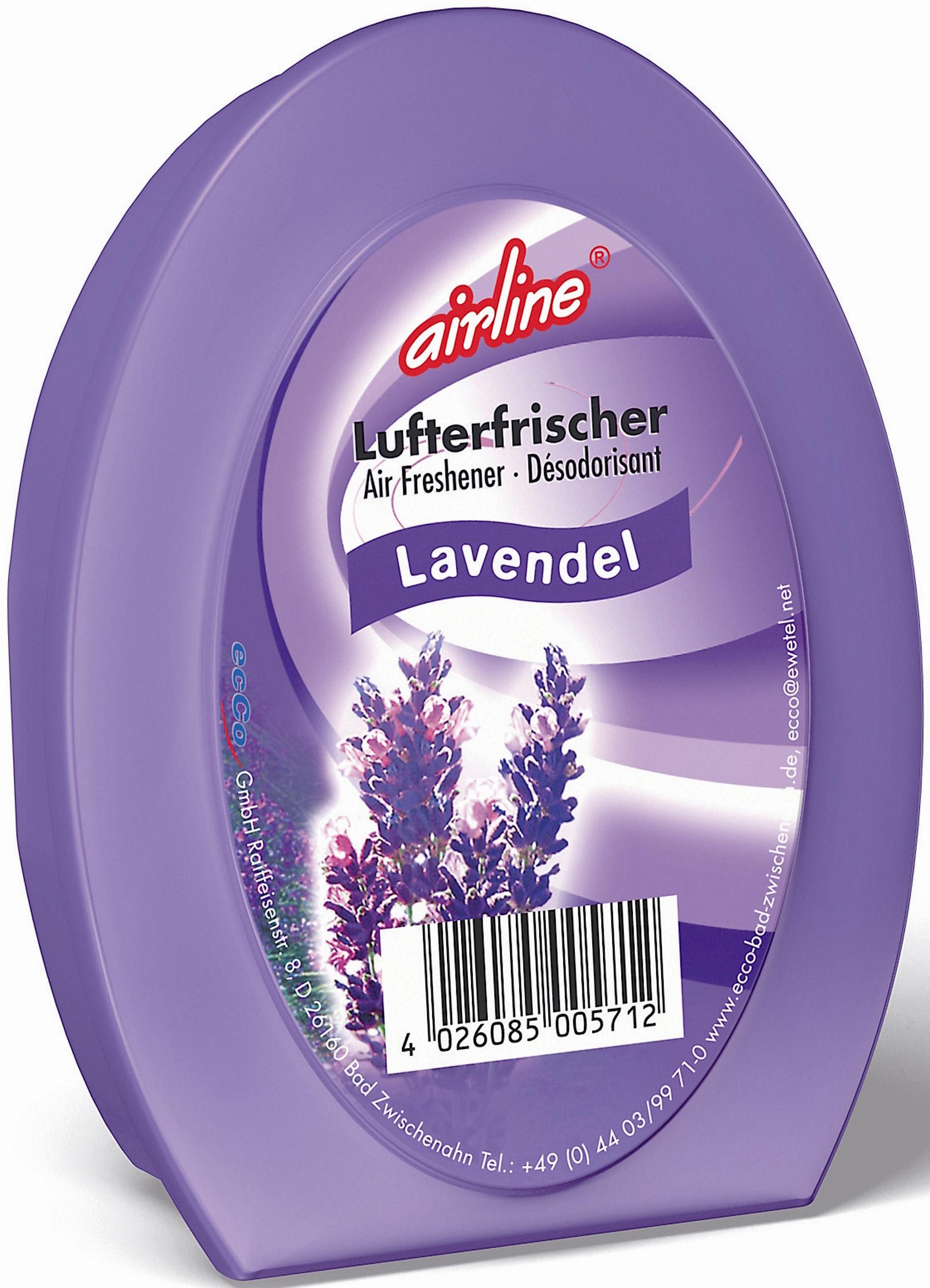 00571 - airline Duftgel 150 g - Lavendel