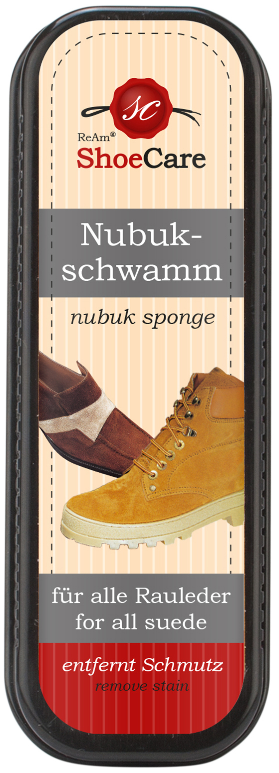 00668 - nubuk sponge for all suede