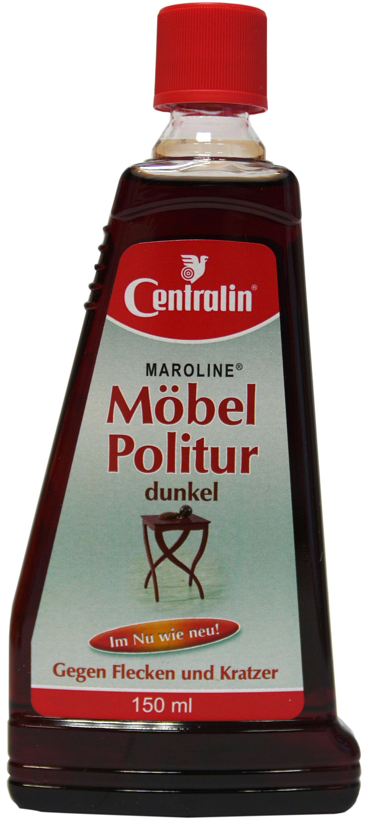 00678 - Maroline Möbelpflege 150 ml -dunkel-