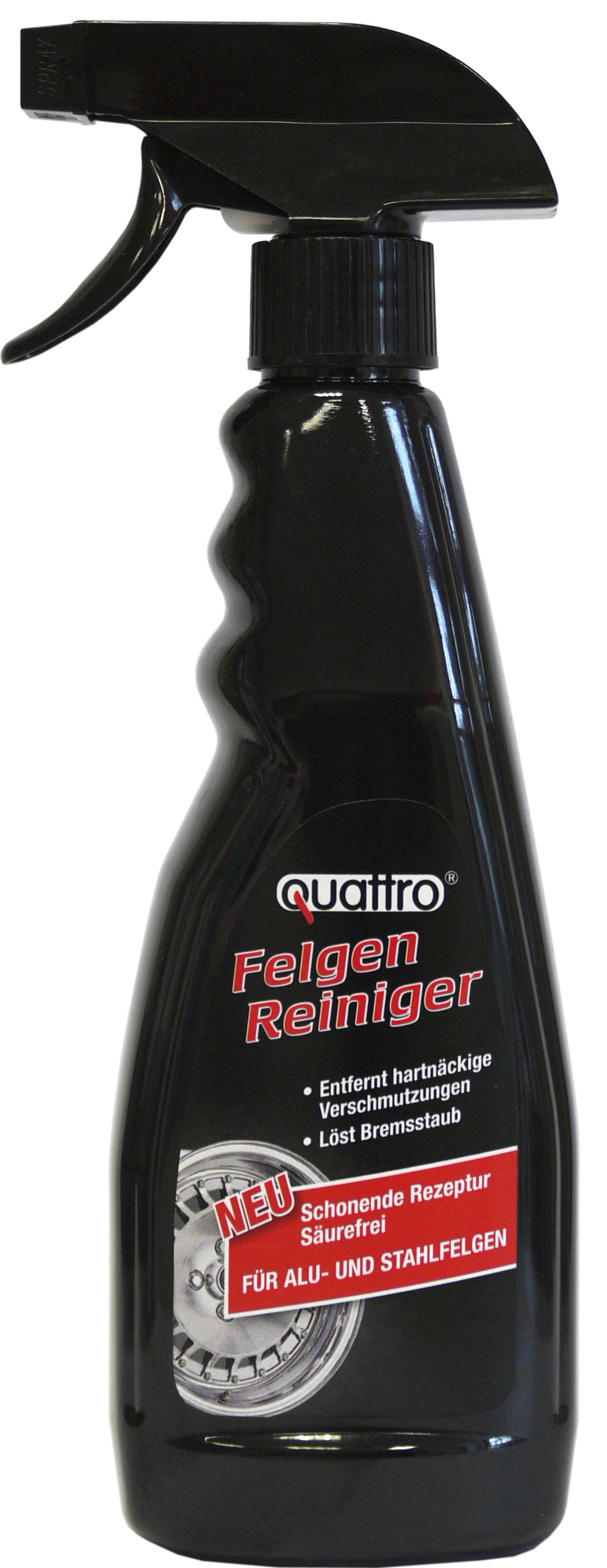 00709 - quattro Felgenreiniger 500 ml