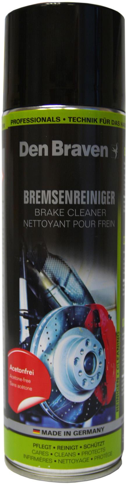 00713 - DenBraven Bremsenreiniger 500 ml