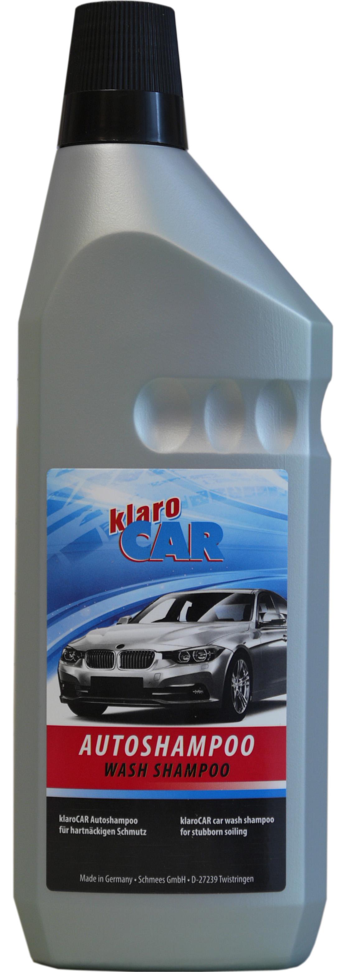 00714 - klaro CAR Autoshampoo 1000 ml