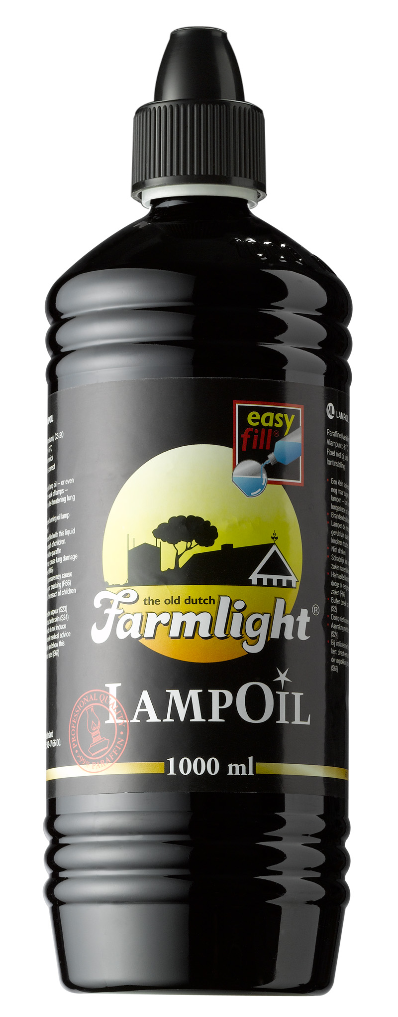 00754 - Farmlight Lampenöl -farblos- 1000 ml