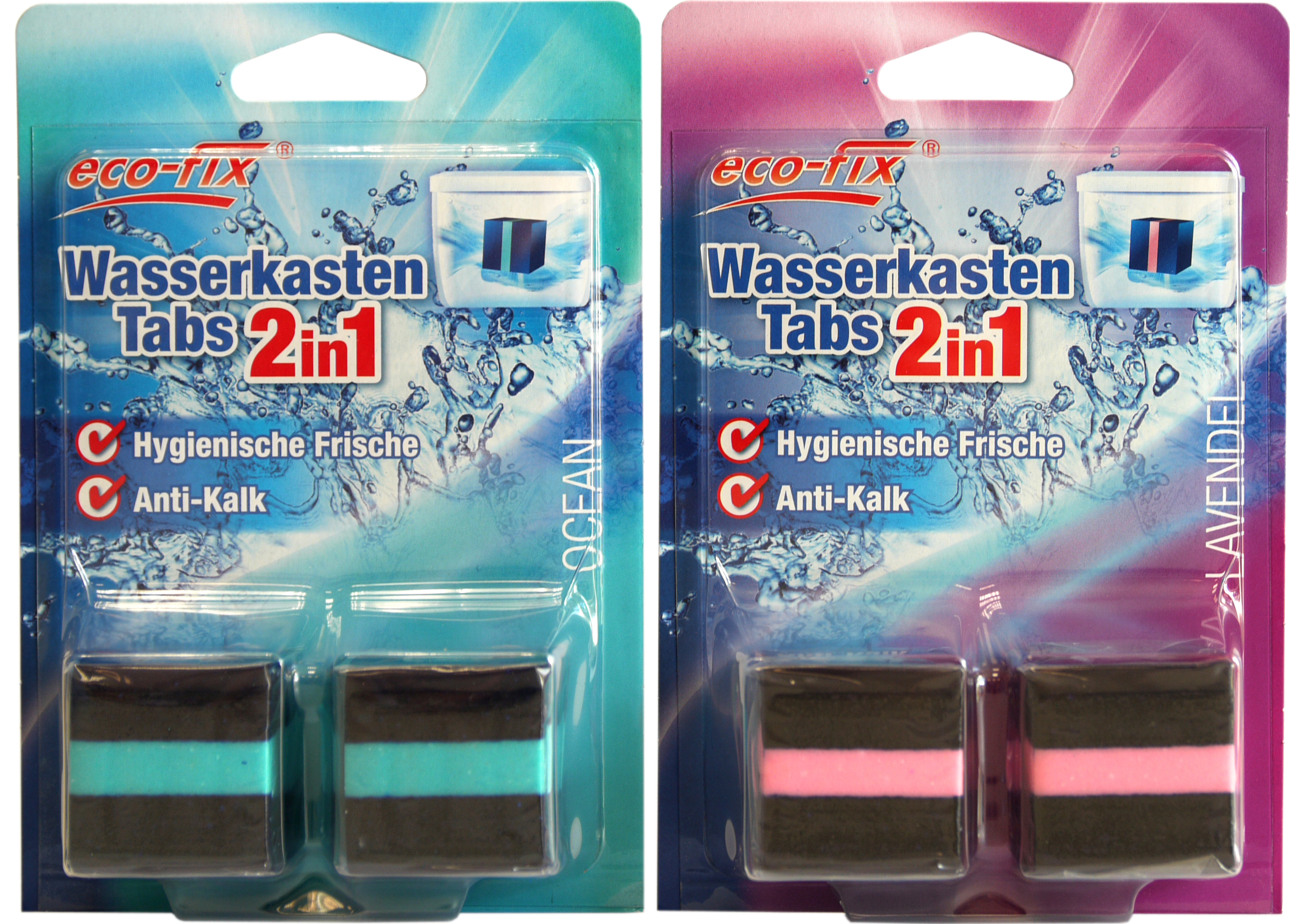 00890 - eco-fix Wasserkasten Tabs