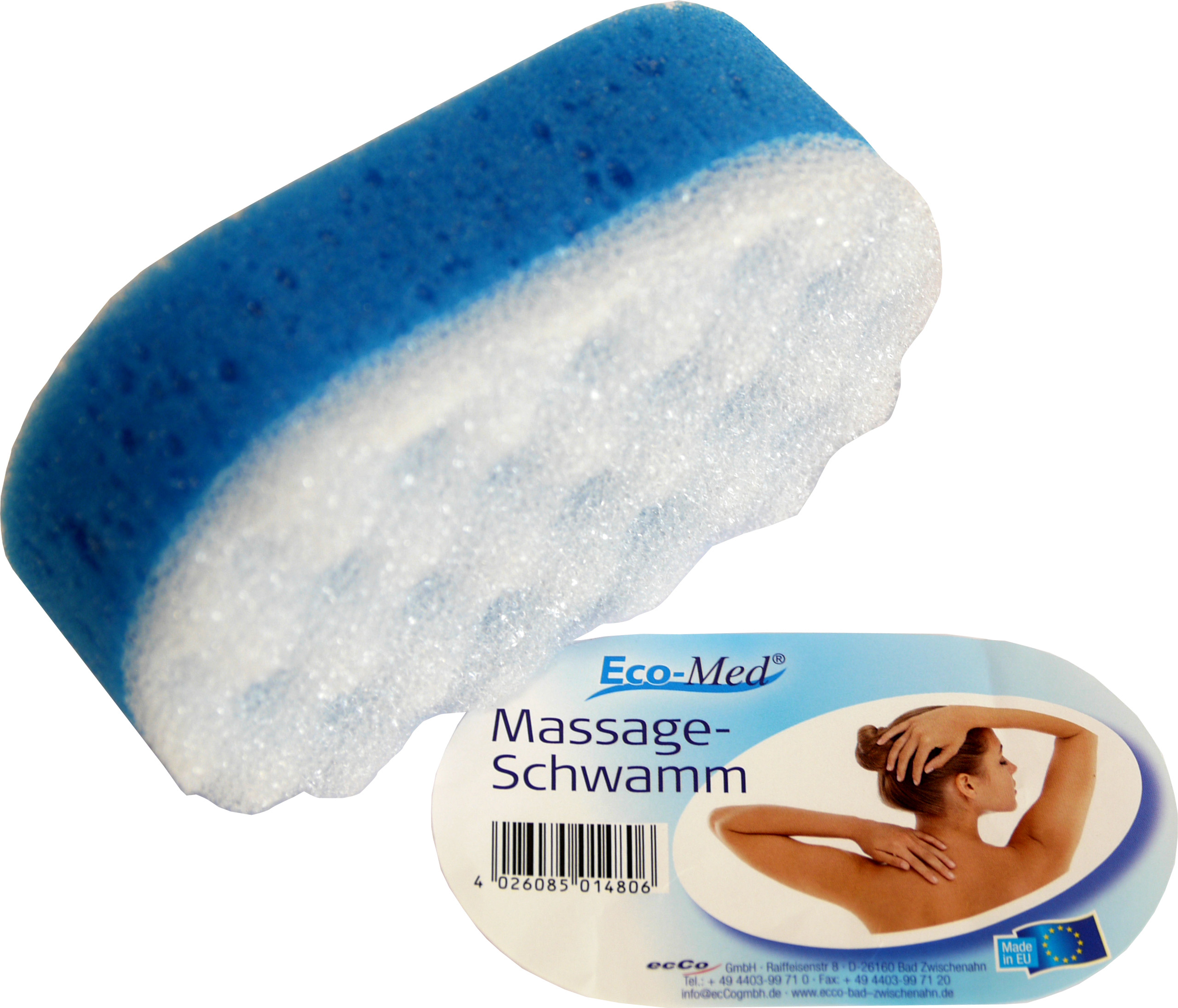 01480 - massage bath sponge