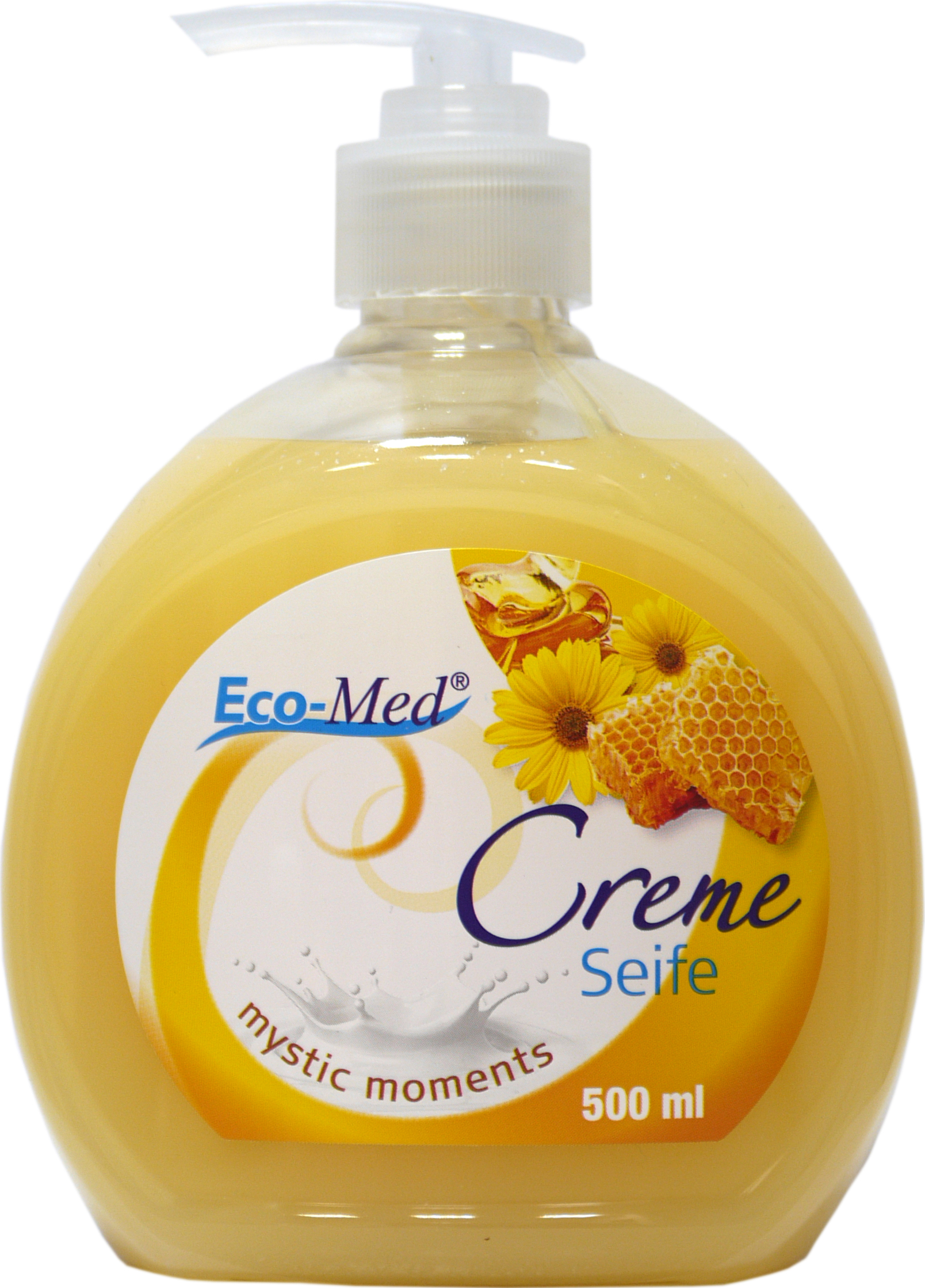 01602 - Eco-Med Cremeseife 500 ml Mystic Moments
