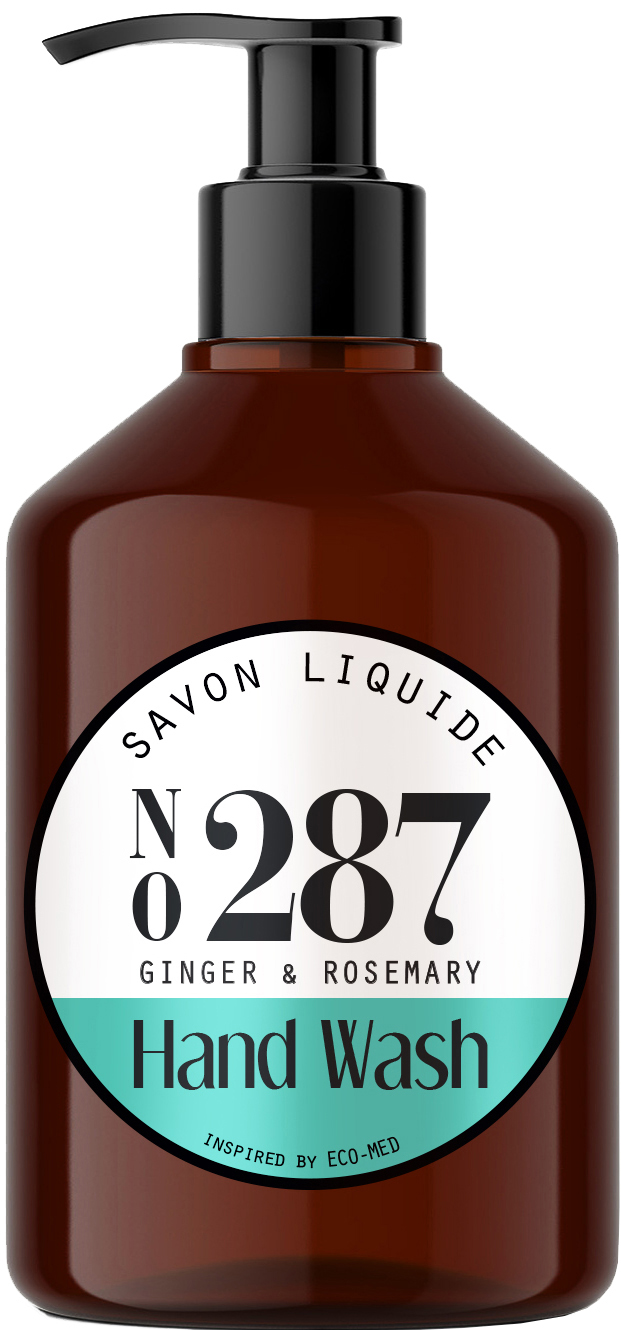 01605 - hand wash no 287 - ginger & rosemary ml